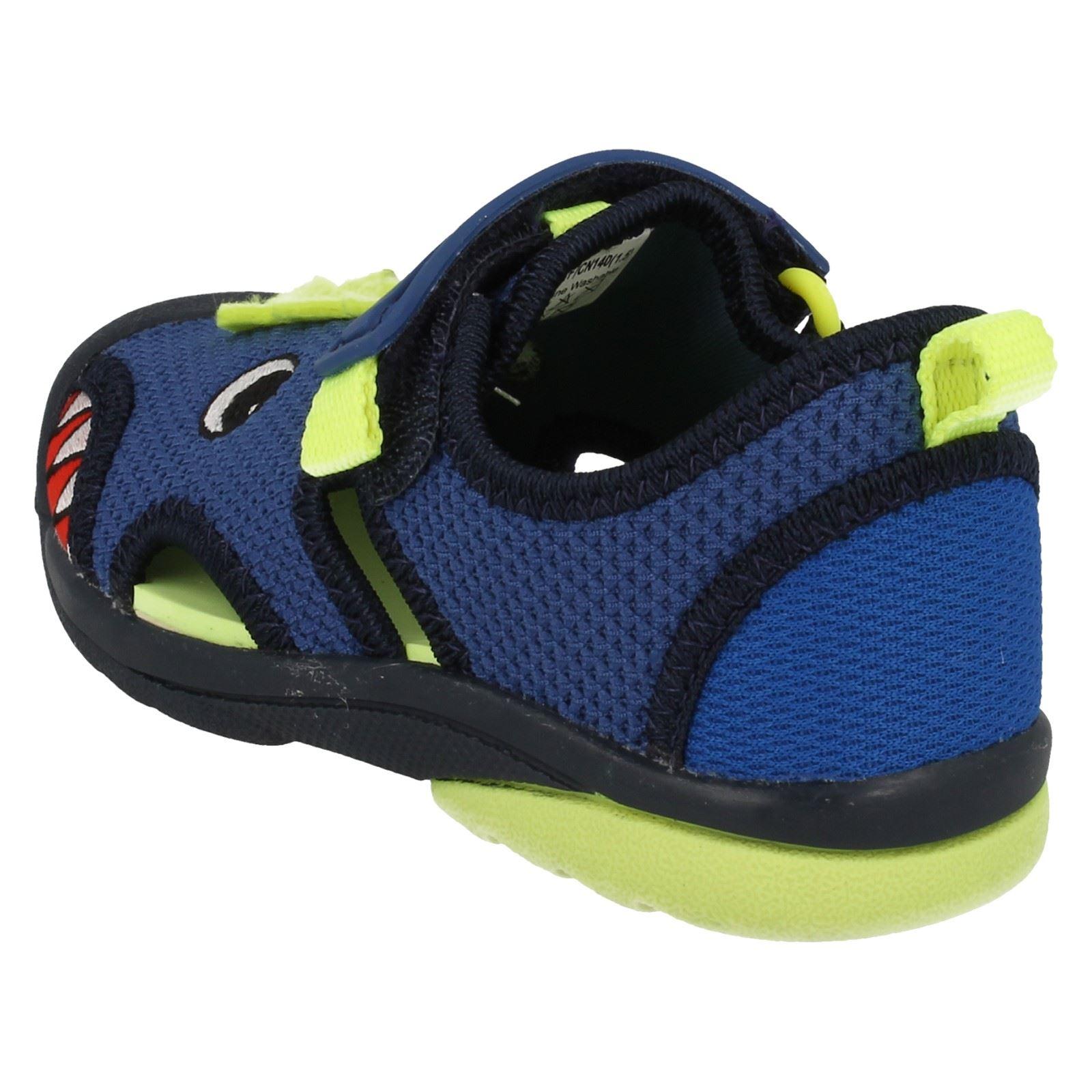 146b517bb484 Clarks-Boys-Beach-Shoes-Beach-Curl thumbnail 3