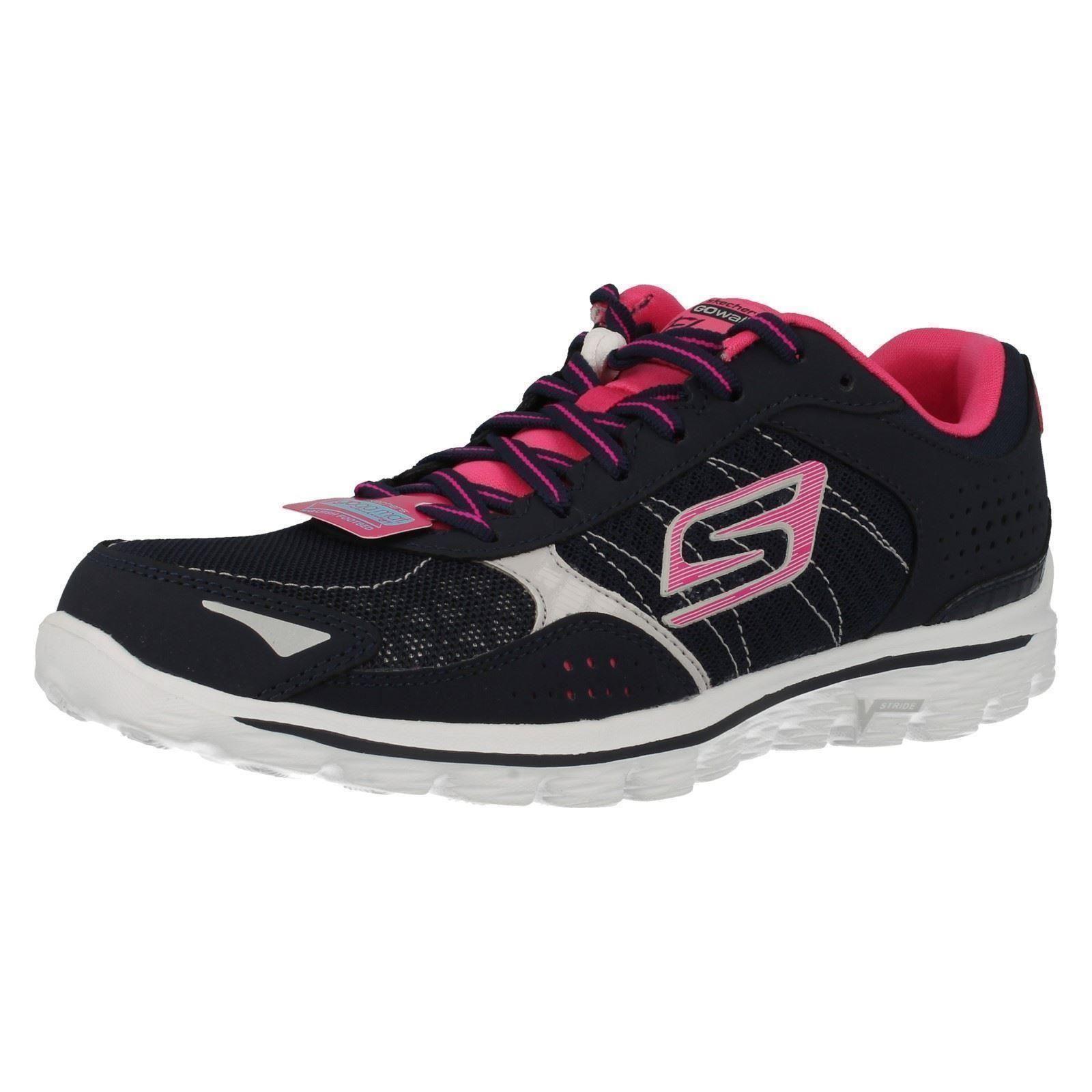 Skechers Ladies Go Walk 2 Trainers  Flash 13960   Trainers   2fea8f