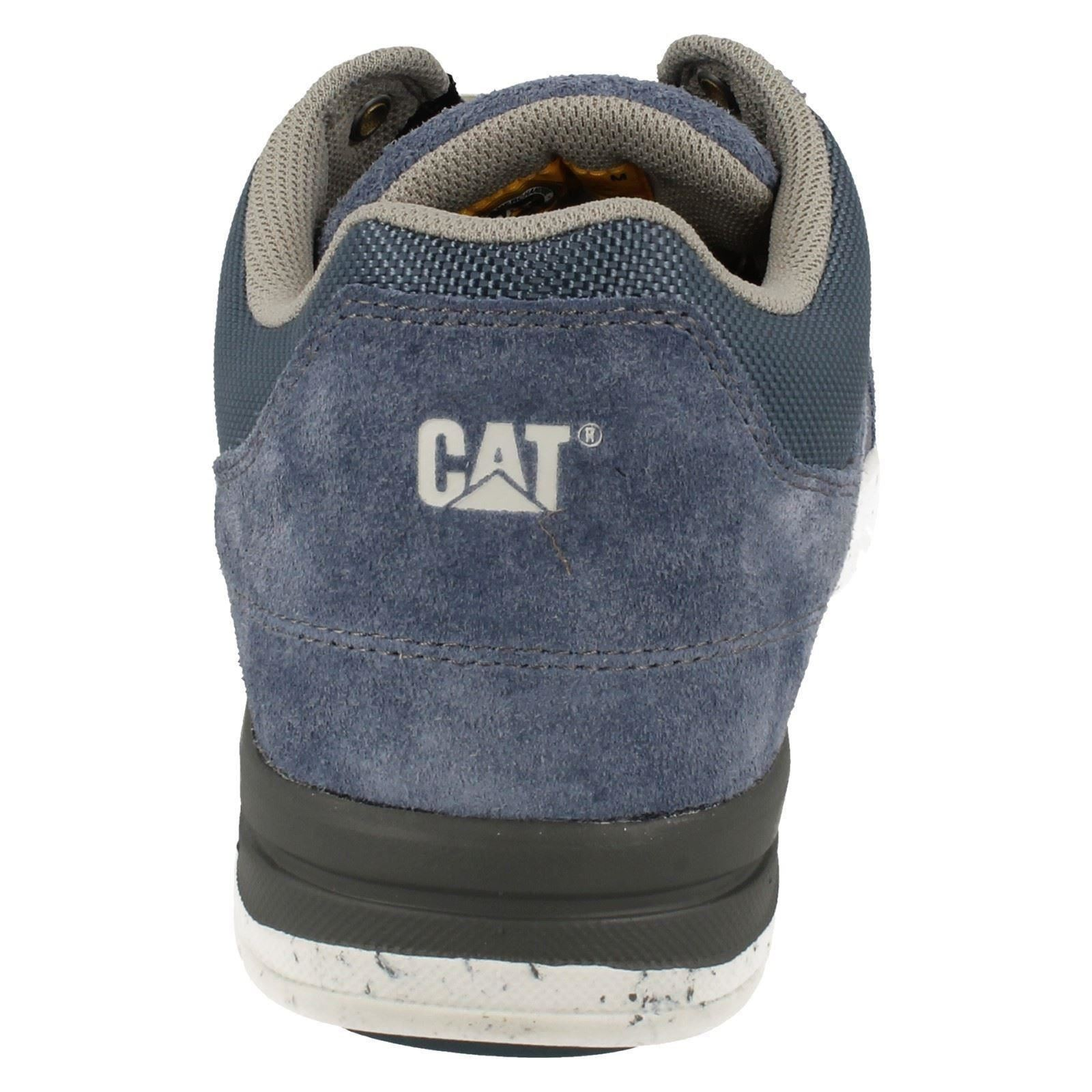 Mens Caterpillar Casual Lace Up Shoes Chasm