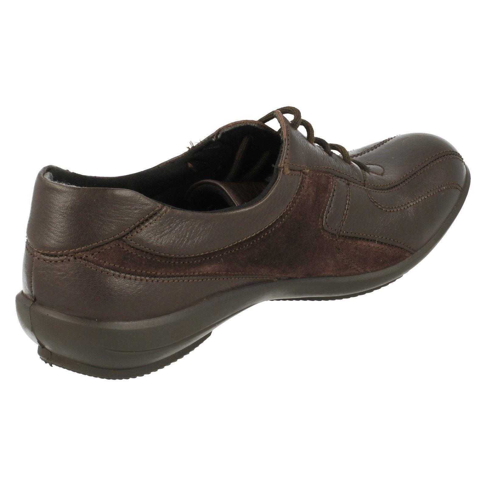 Mujer Easy B Cordones Zapatos de Diario 'em Ma '