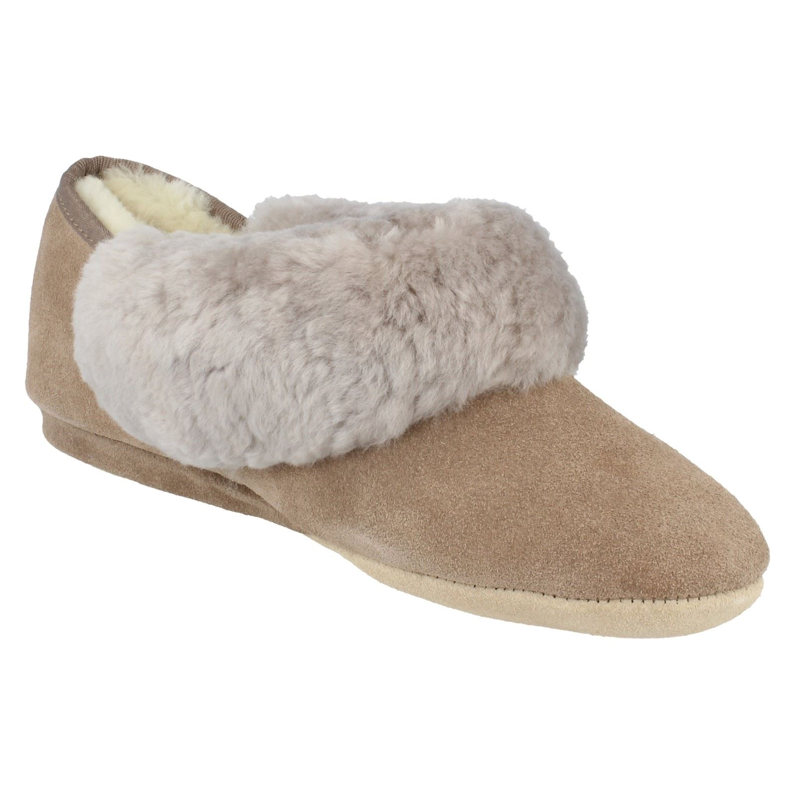 Gentleman/Lady Ladies Morlands Slippers - The Strathmore The - color is very eye-catching stable quality Known for its excellent quality 7308e4
