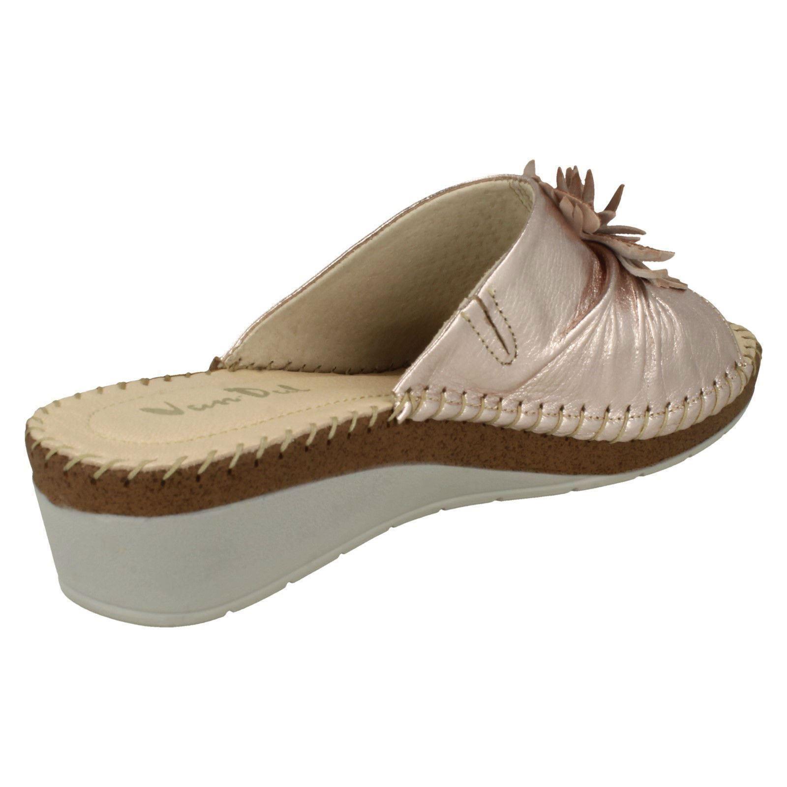 Ladies-Van-Dal-Wedge-Heel-Mule-Sandals-039-Banks-039 thumbnail 9