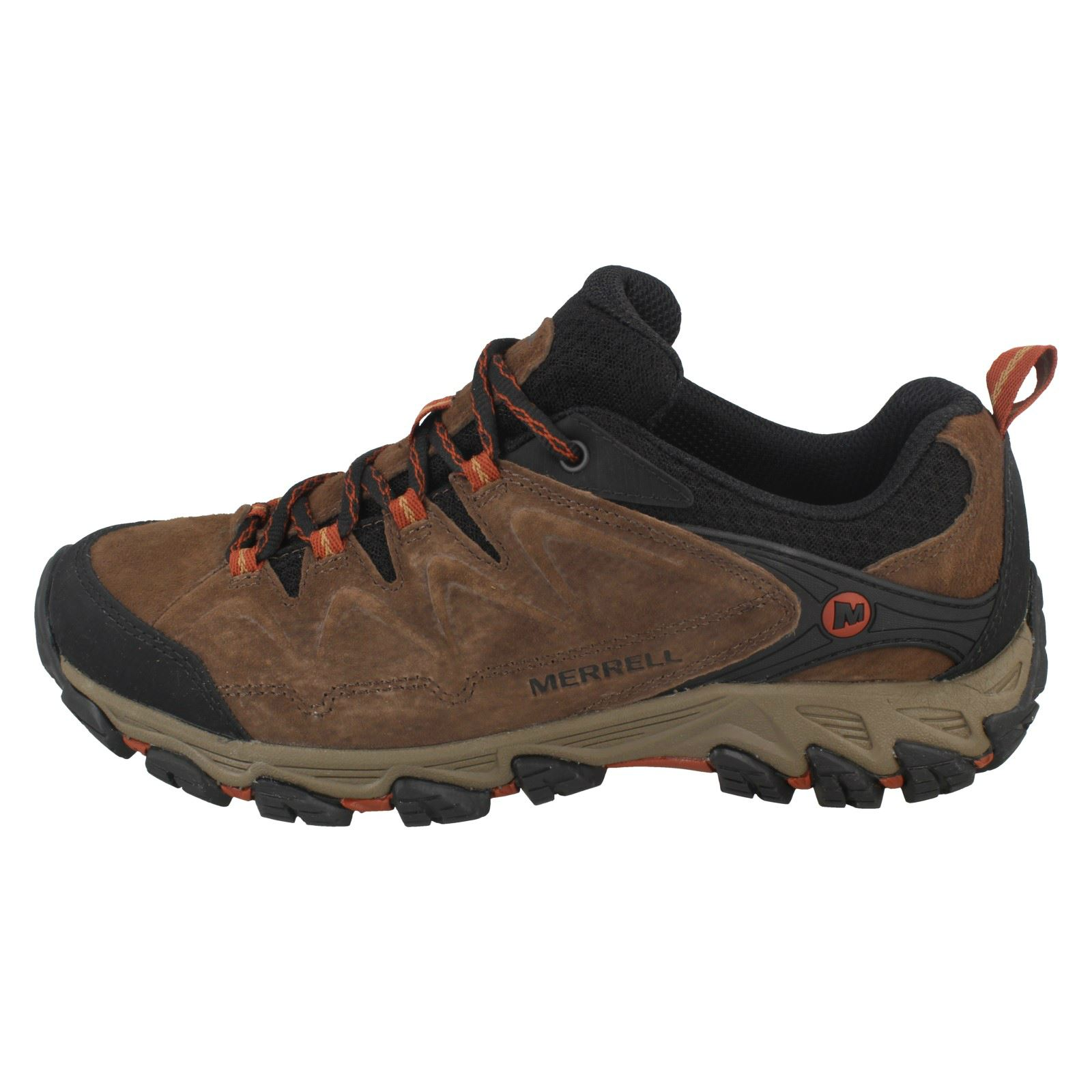 Mens Merrell Merrell Merrell Casual Lace Up schuhe - Serraton f68fb4