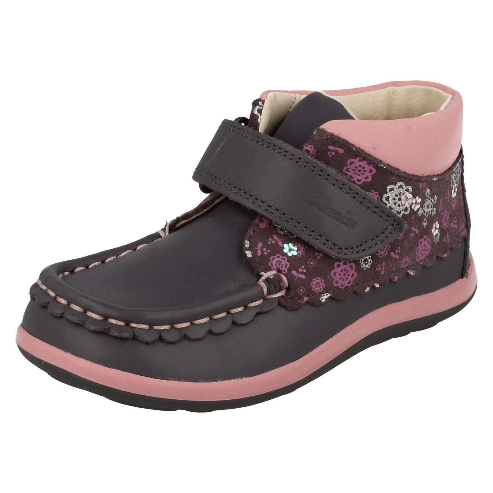 Infant Girls Clarks Ankle Boots *Alana