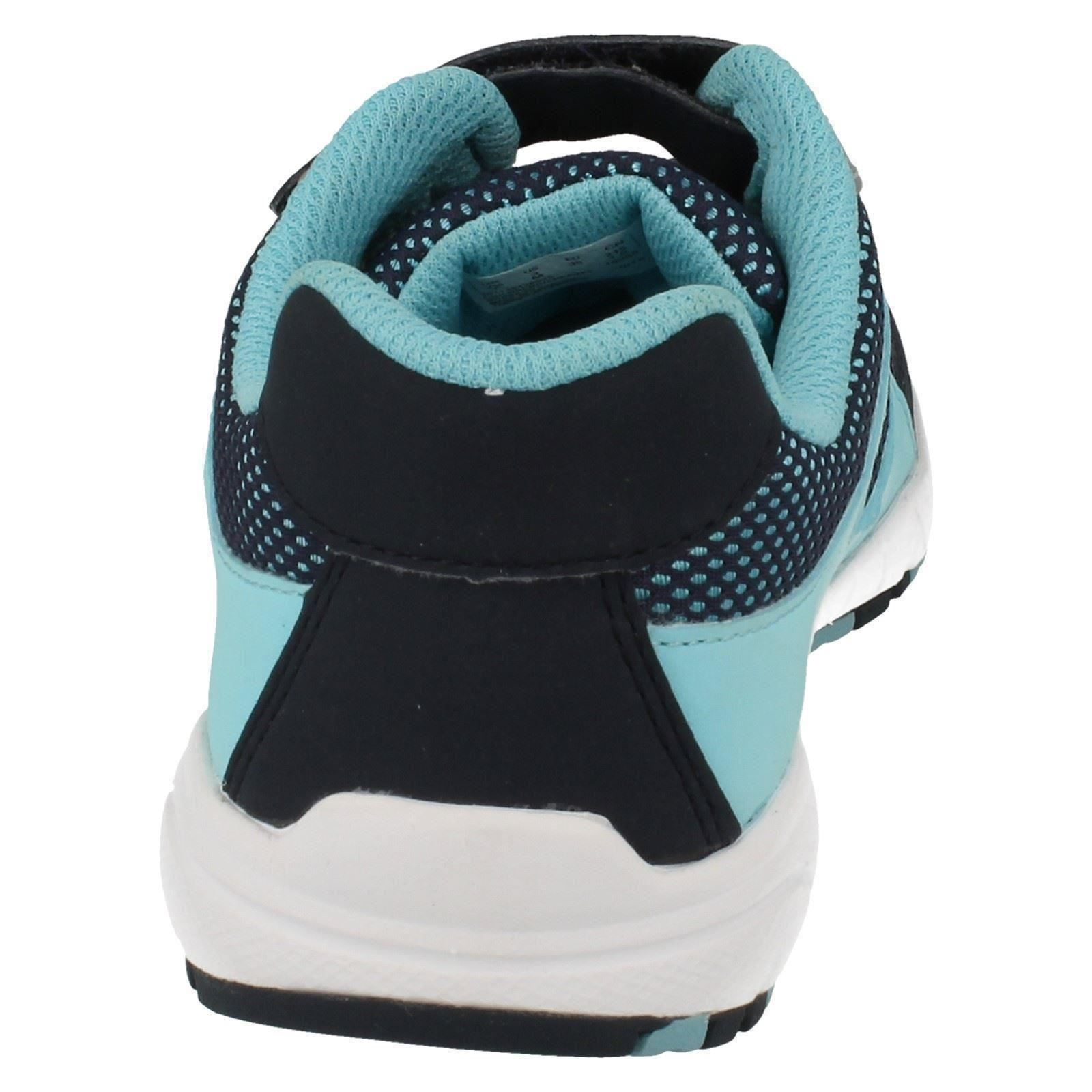 Girls Clarks Trainers Cross Dart