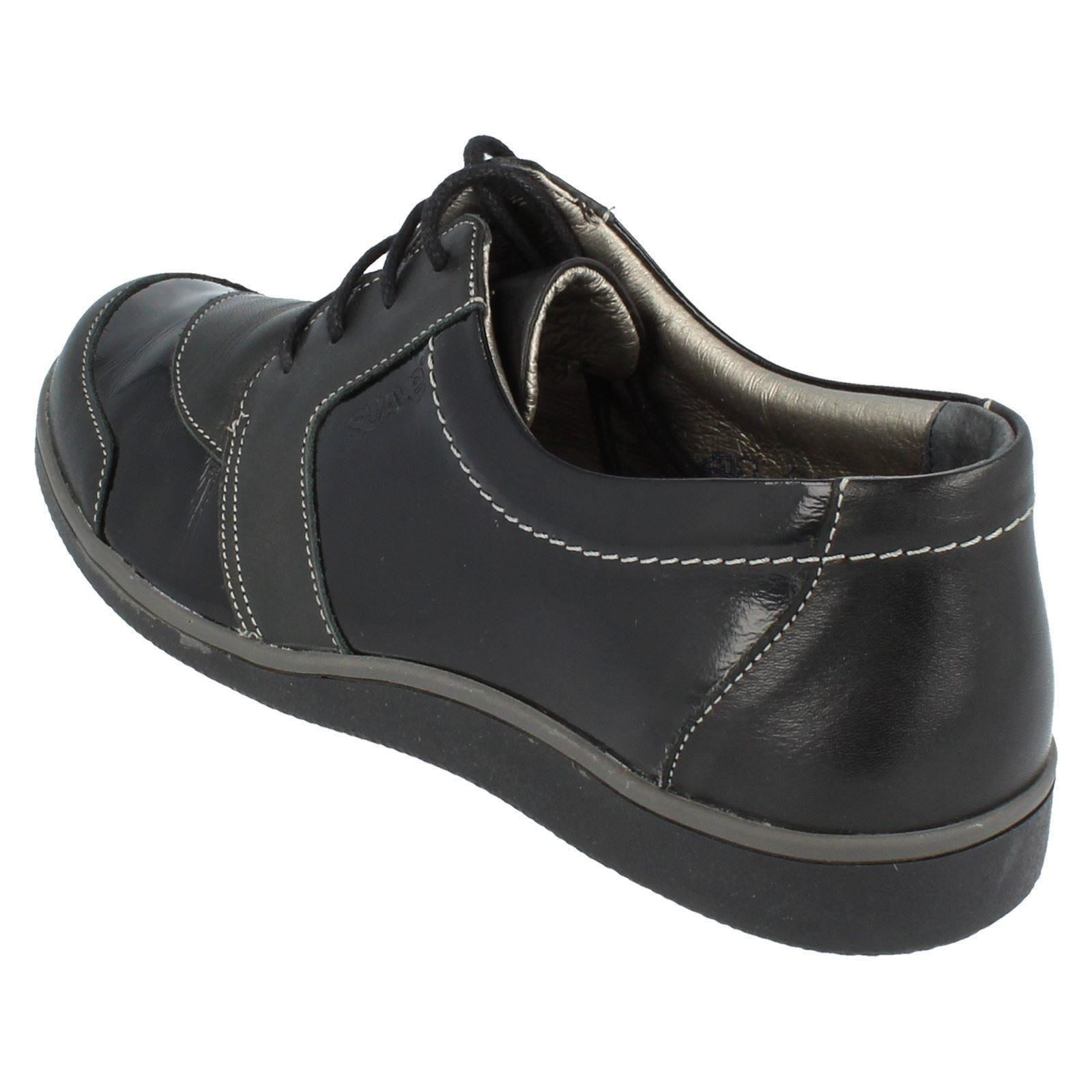 Giovanni - Zapatos de cordones para hombre Schwarz Lack (Slip-on), color, talla 40 UE / 6 GB