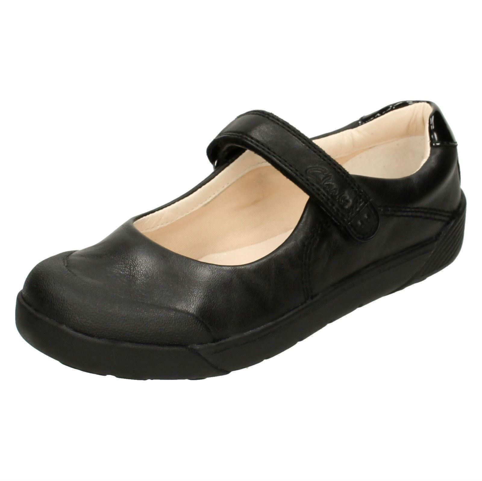 Mary Para De Jane Junior Infantil Niñas Zapatos Clarks Piel twAnPqp