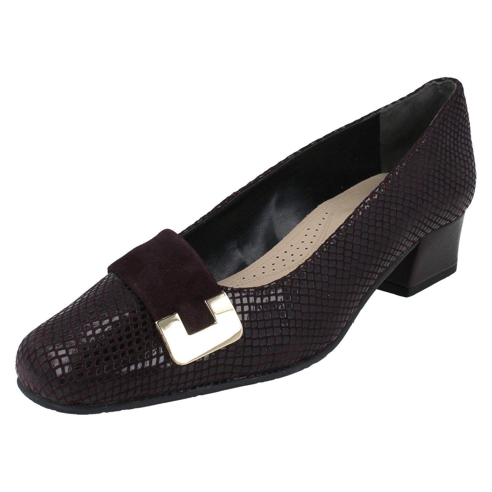 Ladies Van Dal Wide Fit Leather Court Shoes Duchess | eBay