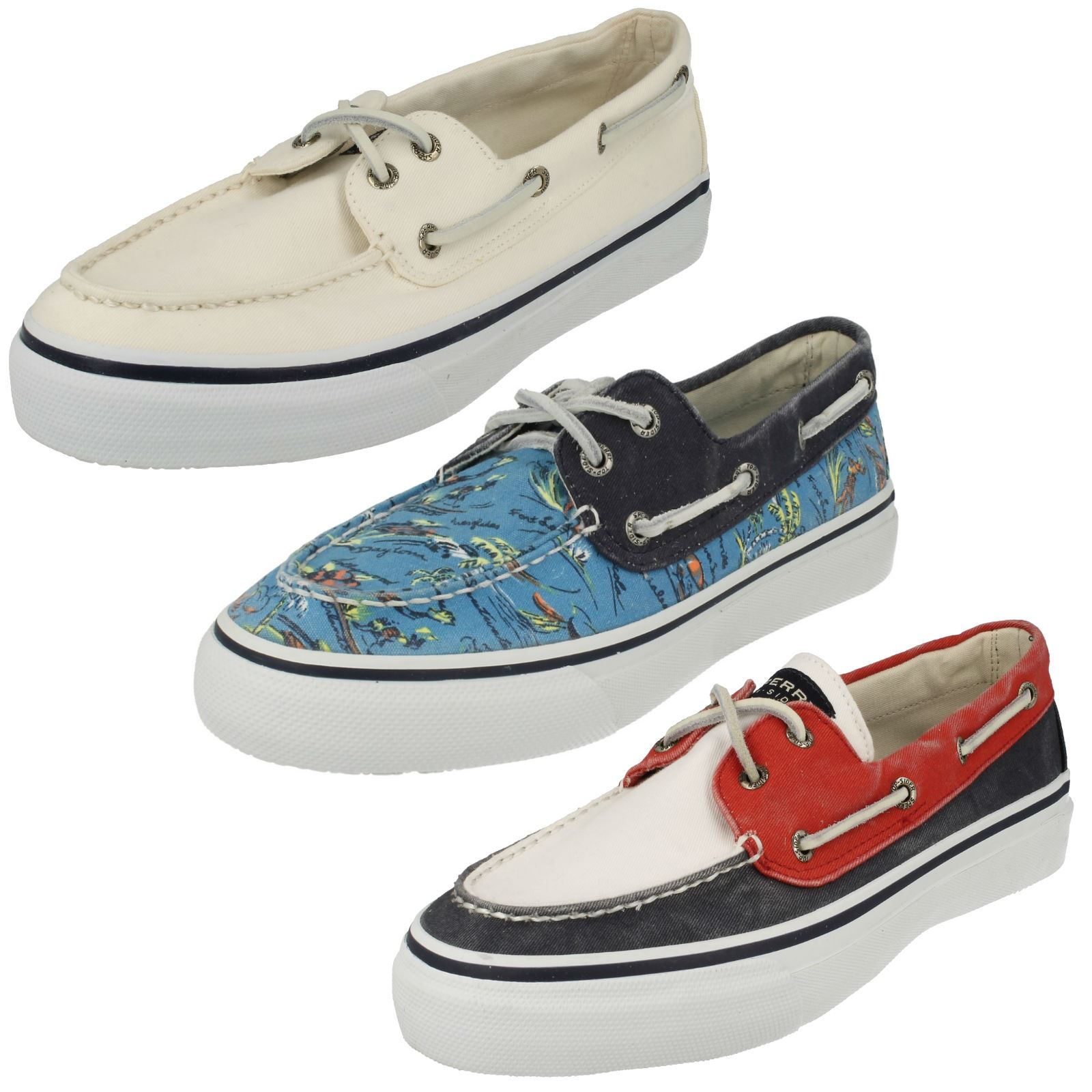 Mens Sperry Top Sider Pumps 'Bahama 2