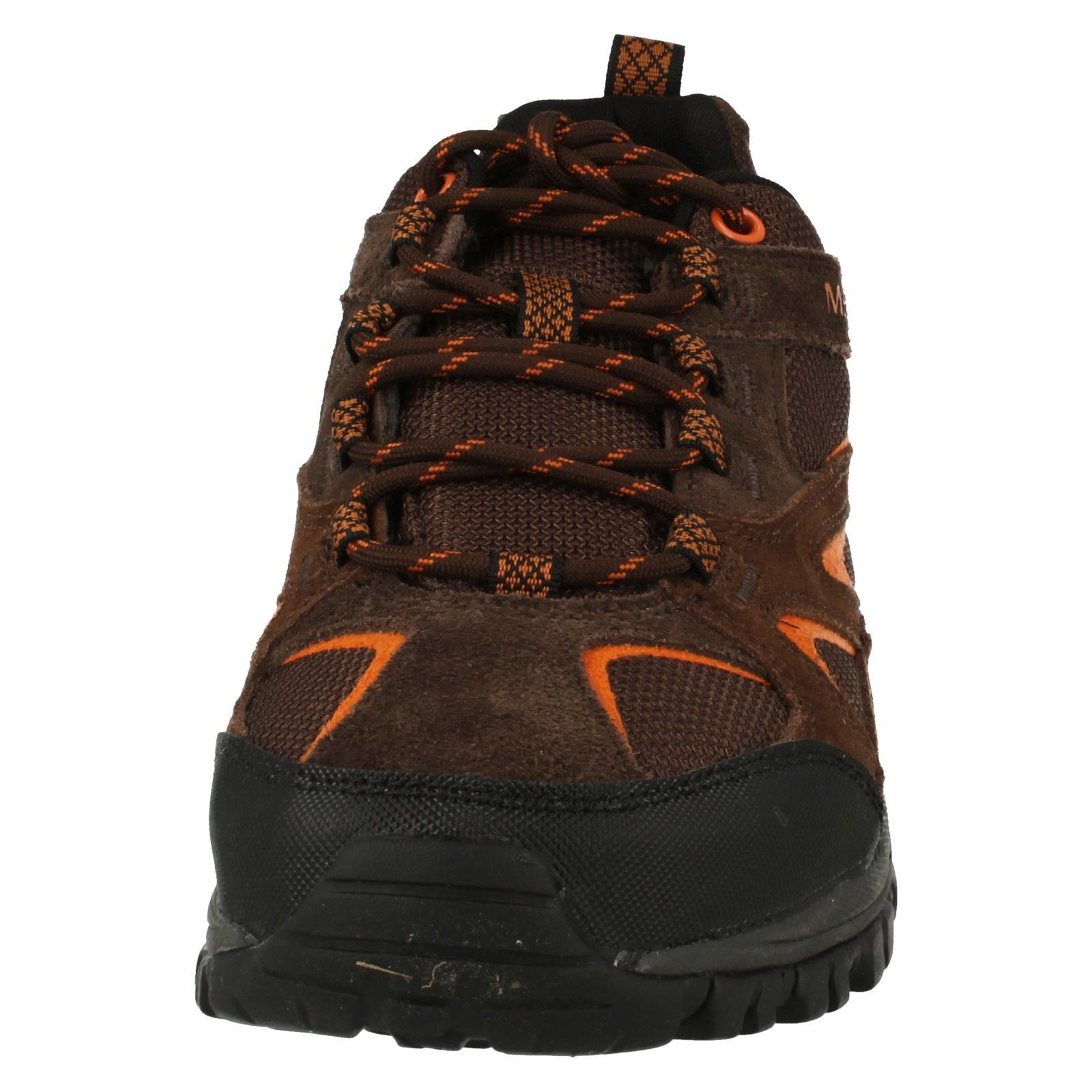 Brown brown Dark Gore Shoes 'phoenix Merrell Mens tex' Bluff Casual RHww84