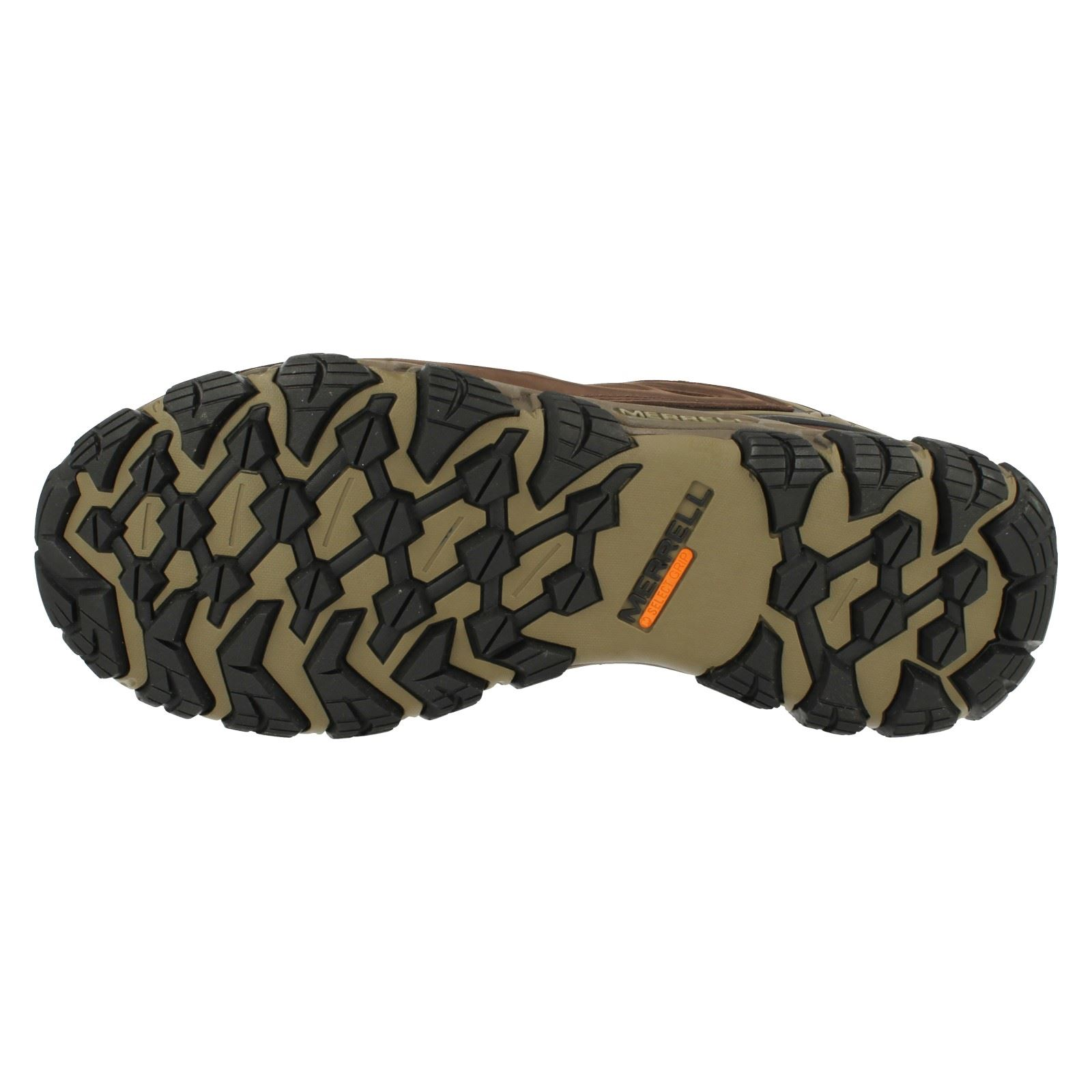 Herren Merrell Lace Up Walking Waterproof Schuhes Pulsate Waterproof Walking 5011d2