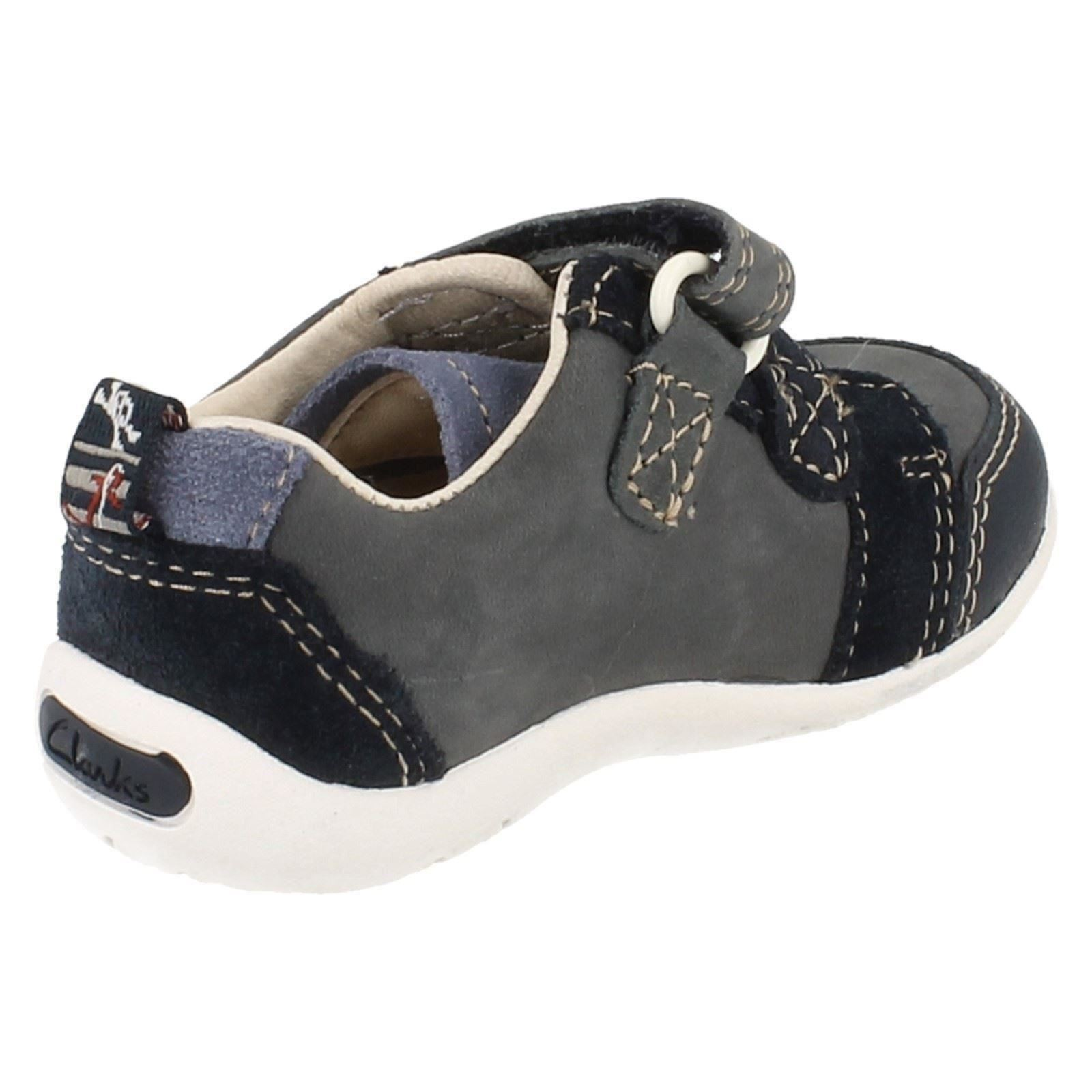 Chicos Clarks Zapatos Informales 'Softly Tot'