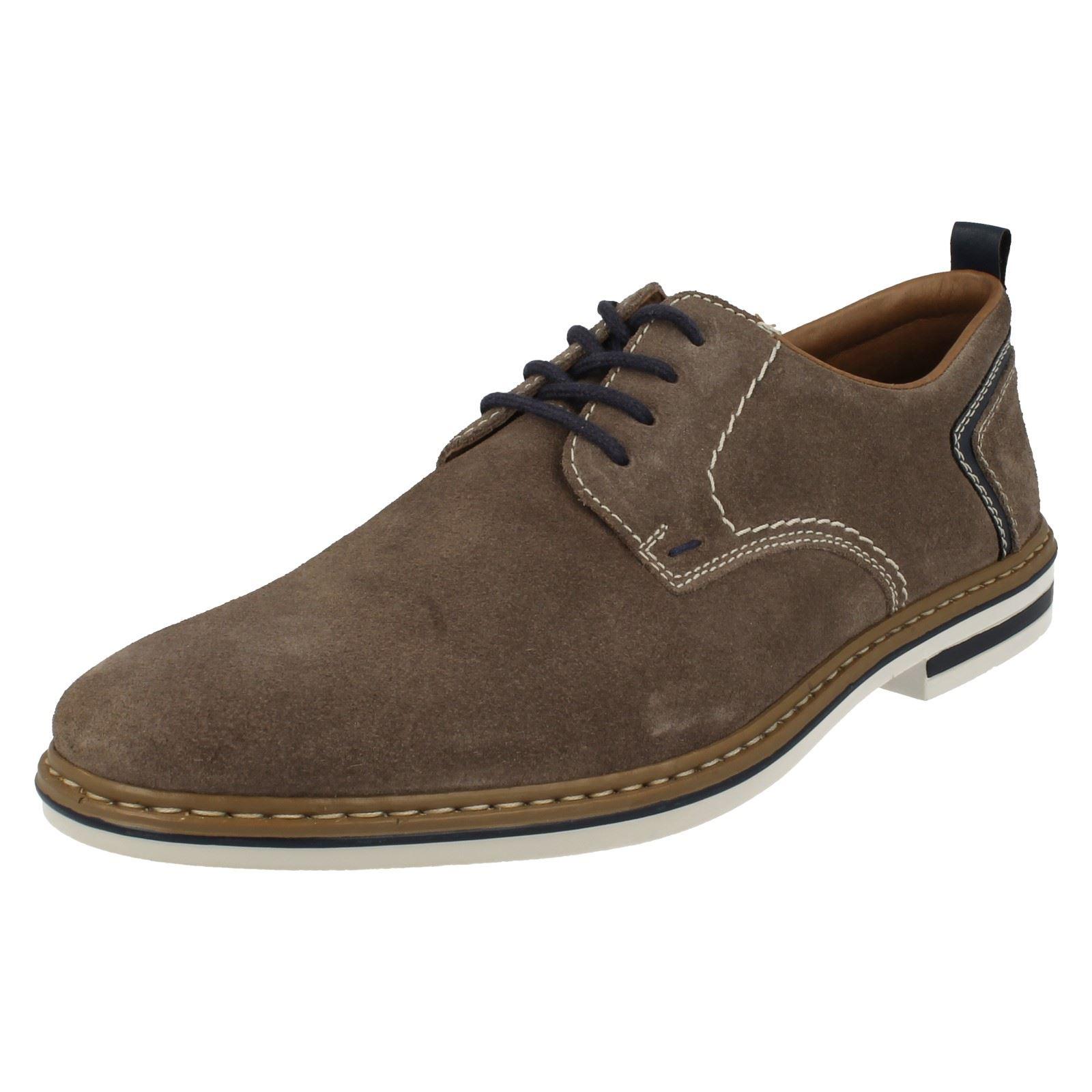 Cordones 'b1421'Ebay Con Hombre Rieker Casual Zapatos xoerEQWdBC