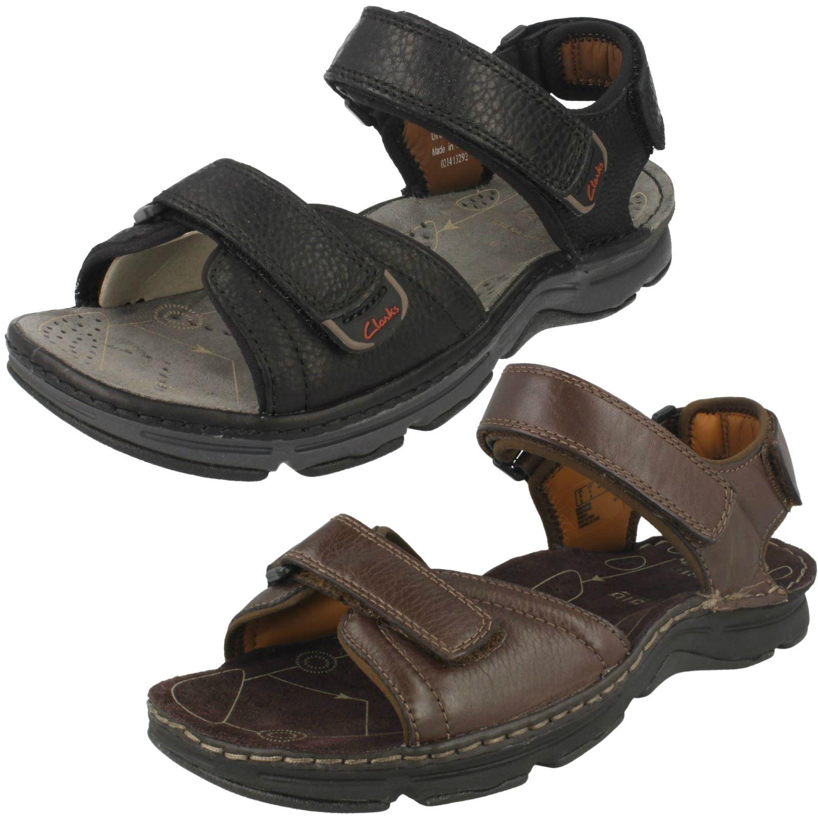 77a052437f29 Clarks Mens Active Air Sandals Atl Part