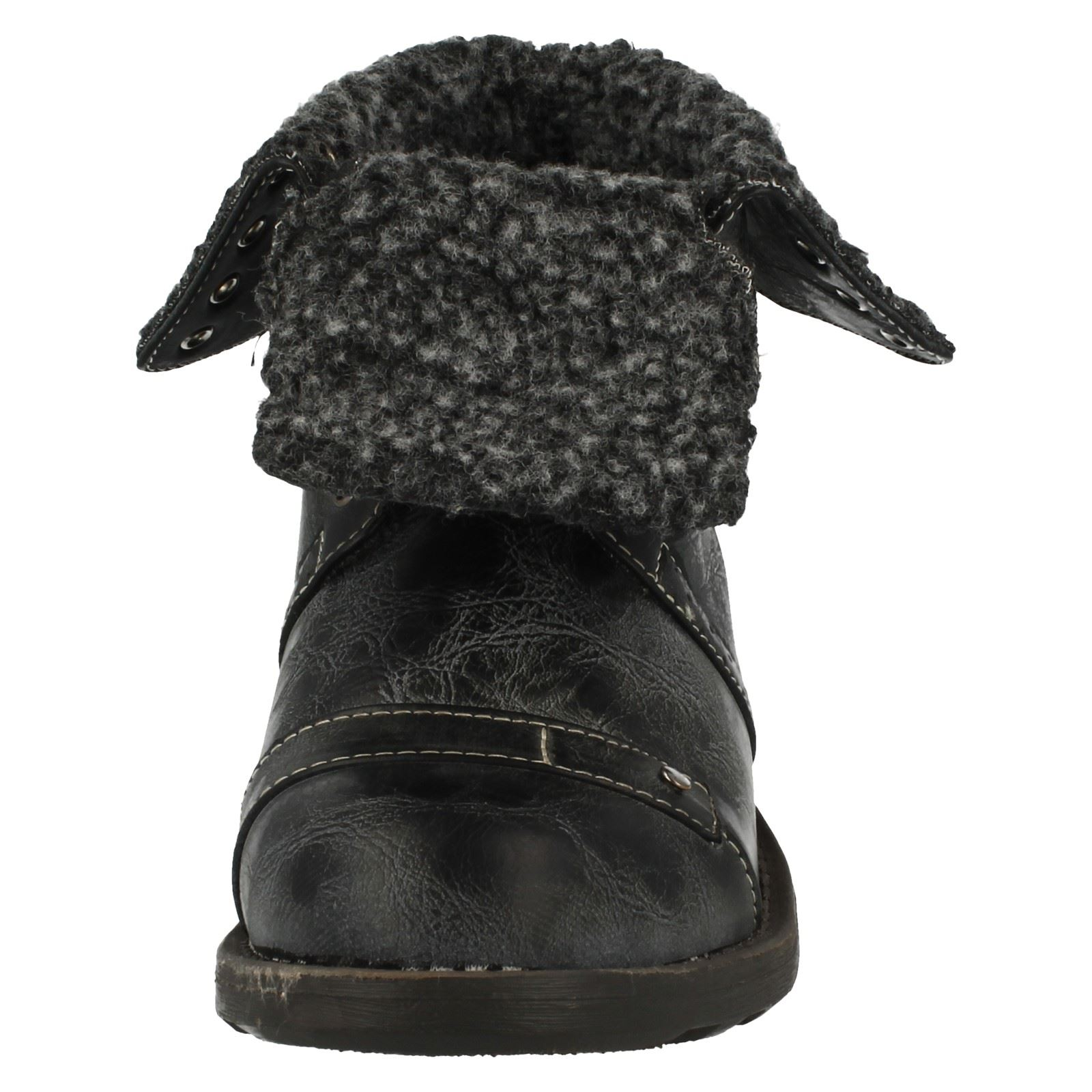 Boys Cutie Stylish Boots N2014