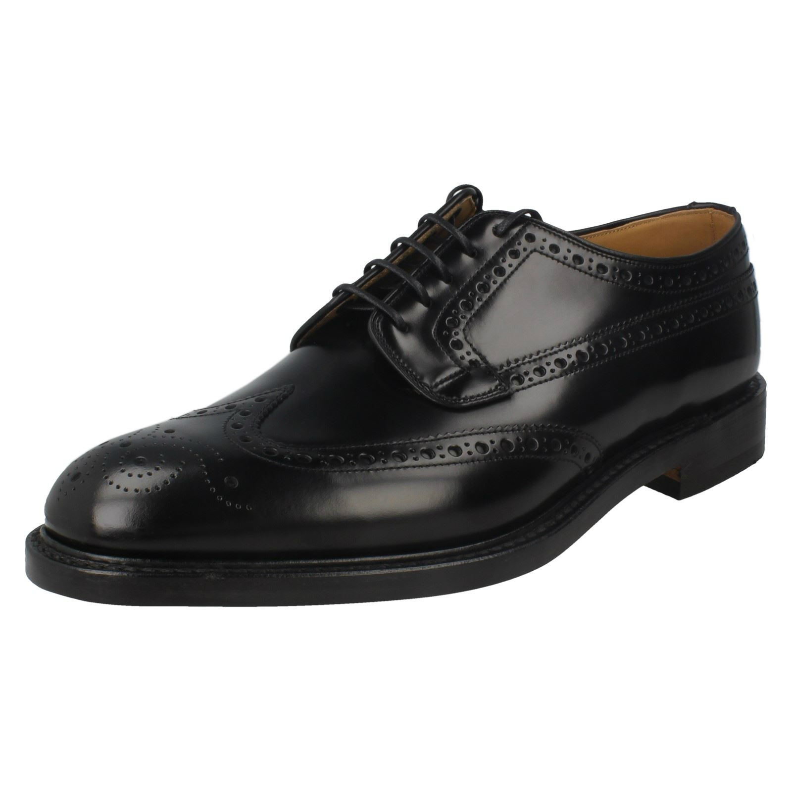 'Mens Formal Loake' Formal 'Mens Brogue Schuhes - Braemar 56205d