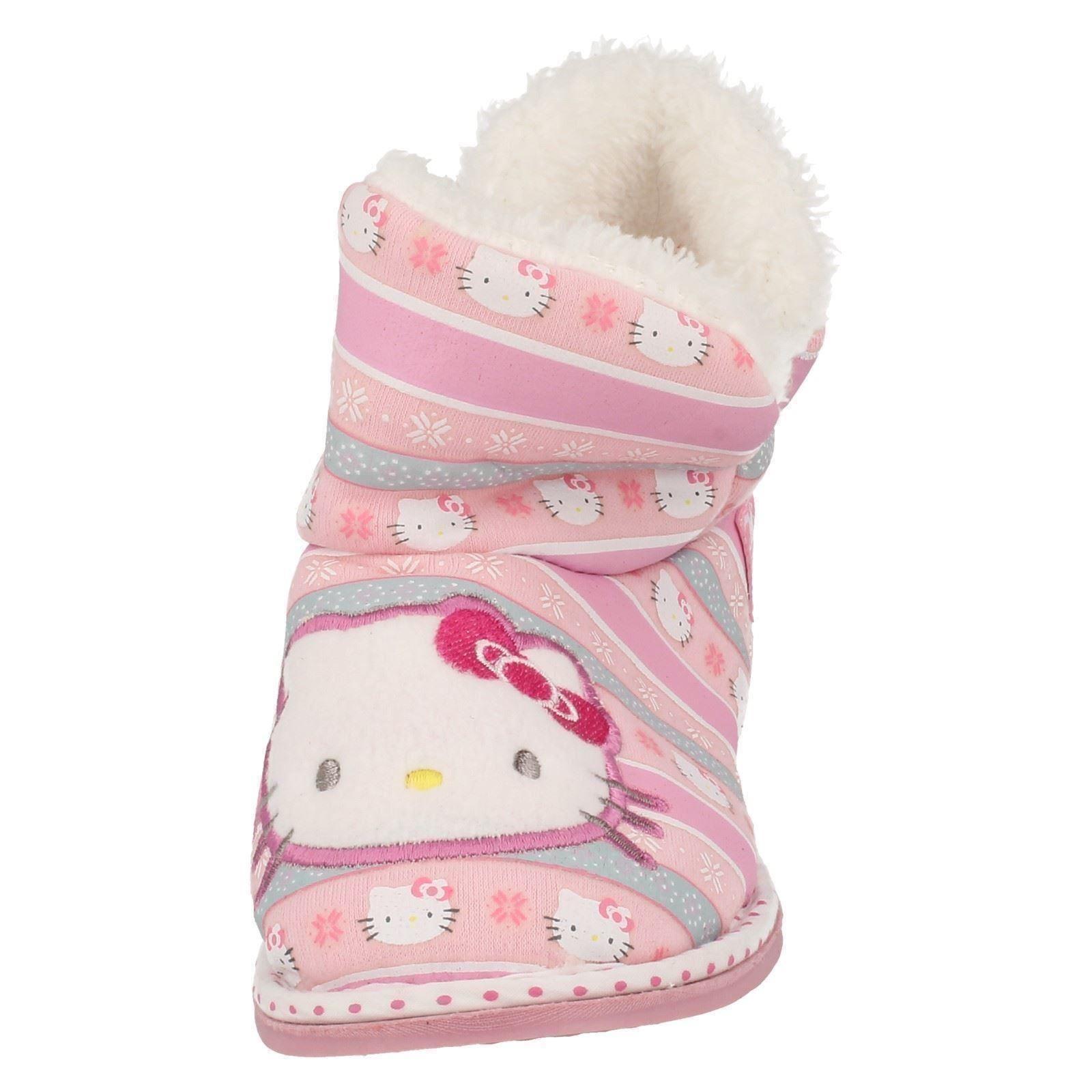 Chicas Personaje Hello Kitty Bota Zapatillas