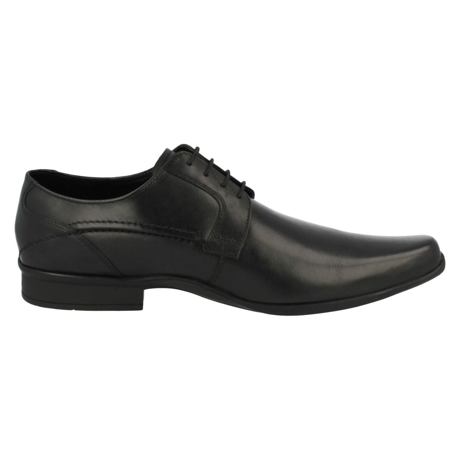 Mens-Clarks-Formal-Lace-Up-Shoes-Ascar-Walk thumbnail 7