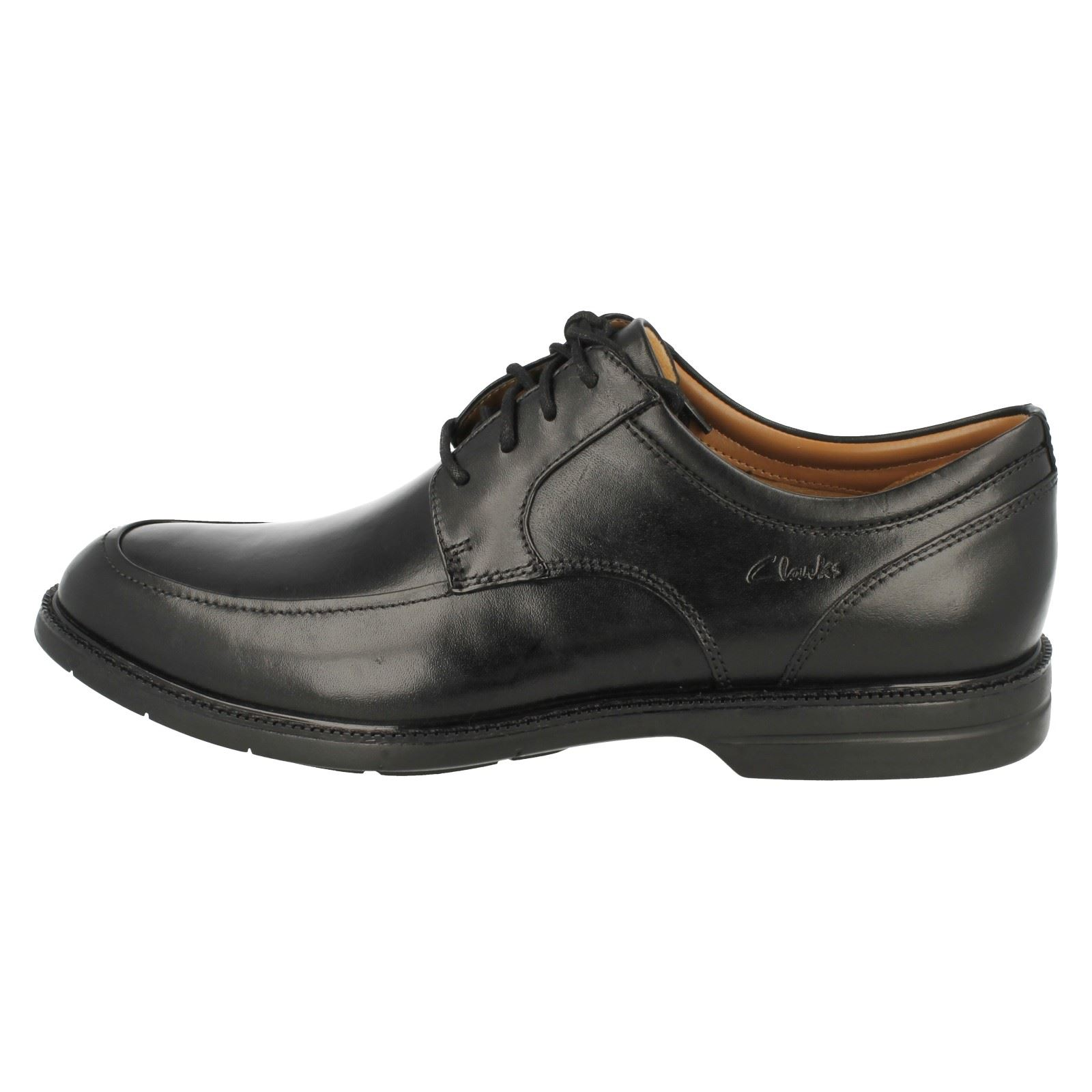 Uomo Clarks Formal Lace Lace Lace Up Schuhes 'Bilton Walk' 752952
