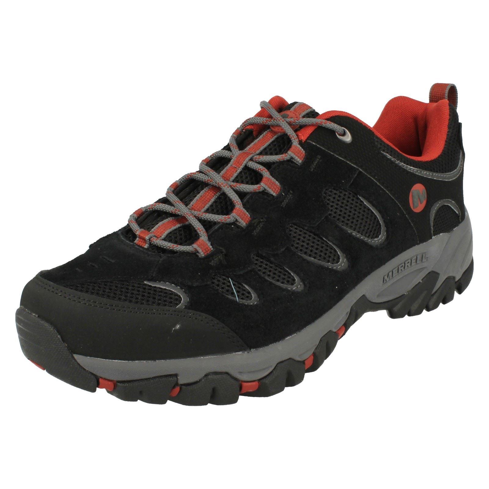 Merrell Pass Mens Walking Trainers - Ridge Pass Merrell 781da6