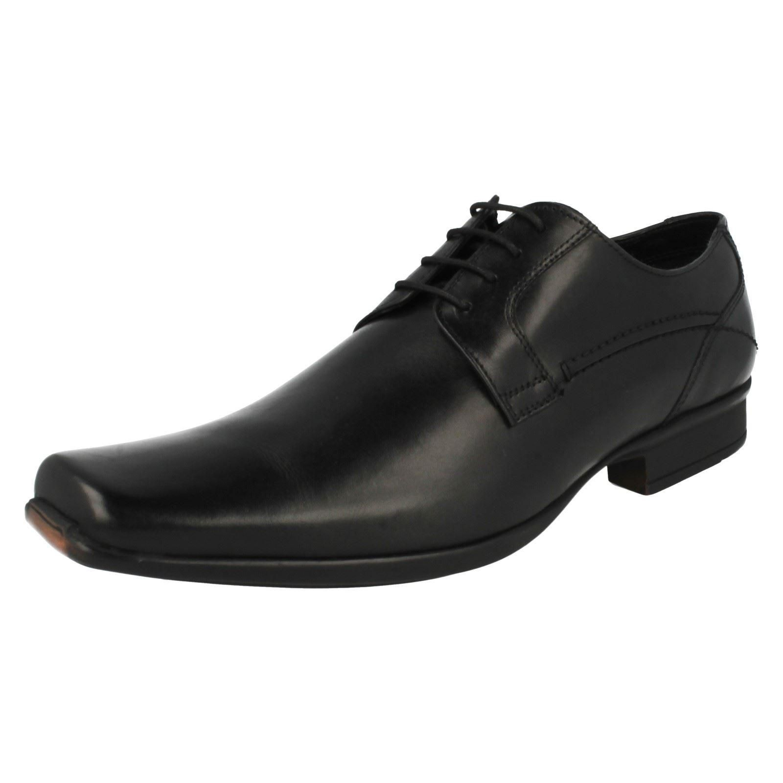 con hombre Zapatos cordones negros formales para Walk Clarks Ascar xvvWwTqZRU