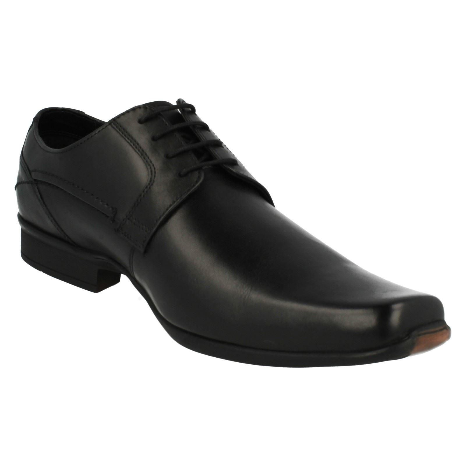 Mens-Clarks-Formal-Lace-Up-Shoes-Ascar-Walk thumbnail 9