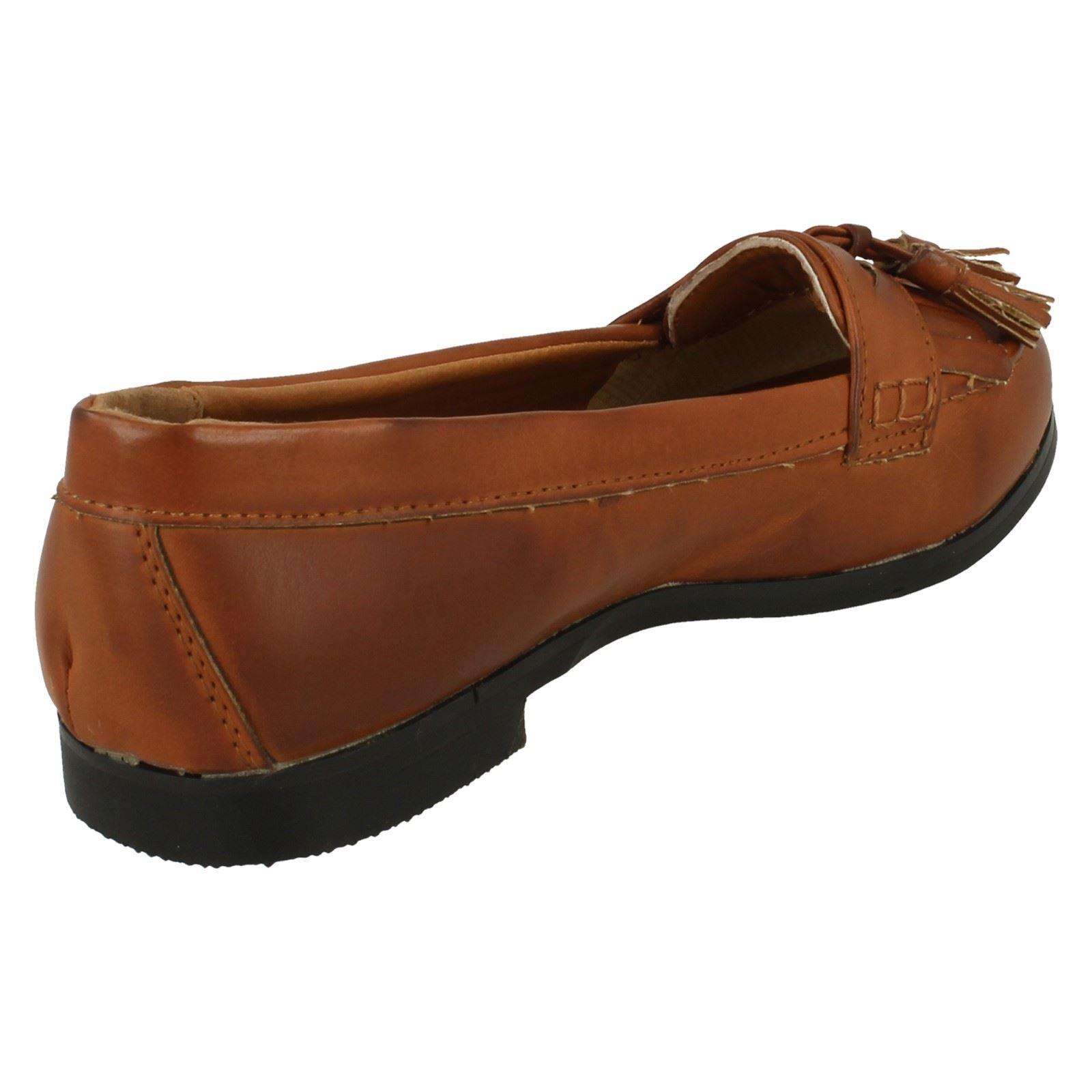 Chicas Cutie Zapato Plano Con Borla
