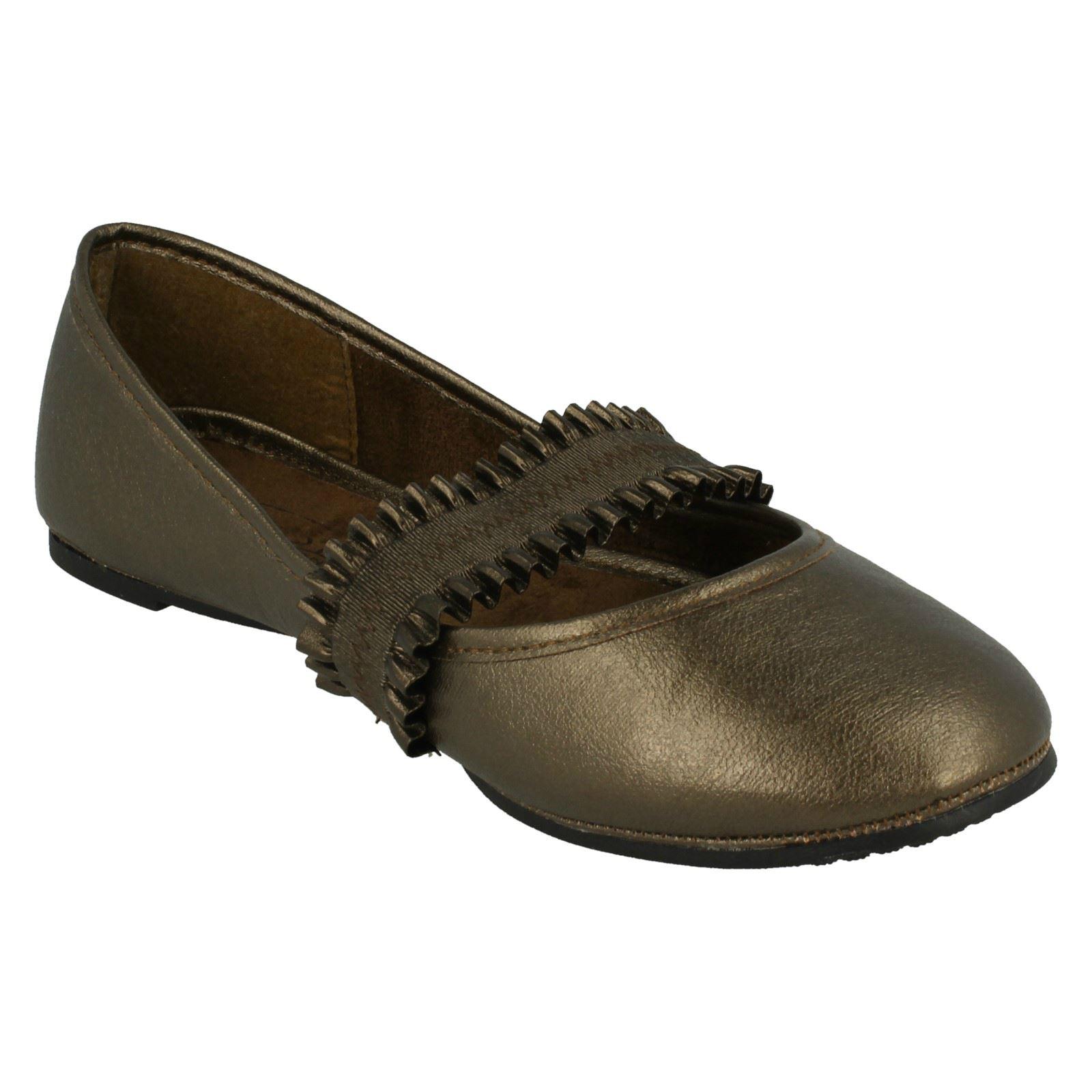 Zapatos planos señoras de punto en Dolly