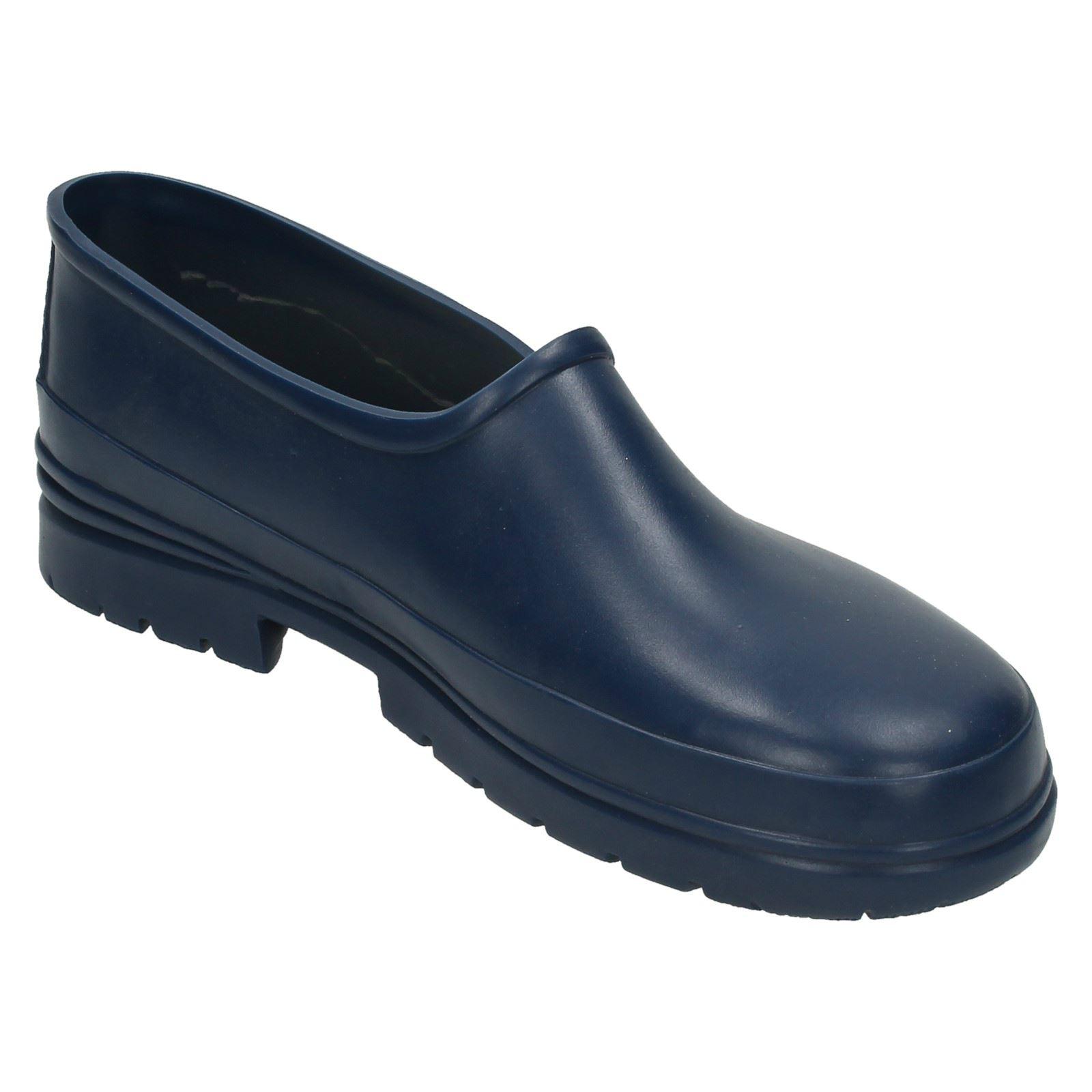 Para hombre de punto en jardín Zapatos