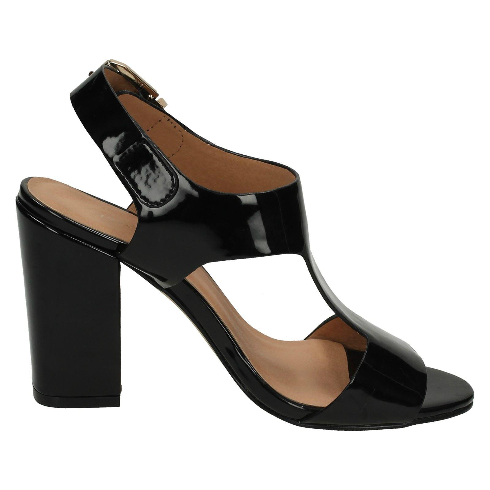 Ladies-Anne-Michelle-Chunky-Heel-Sandal