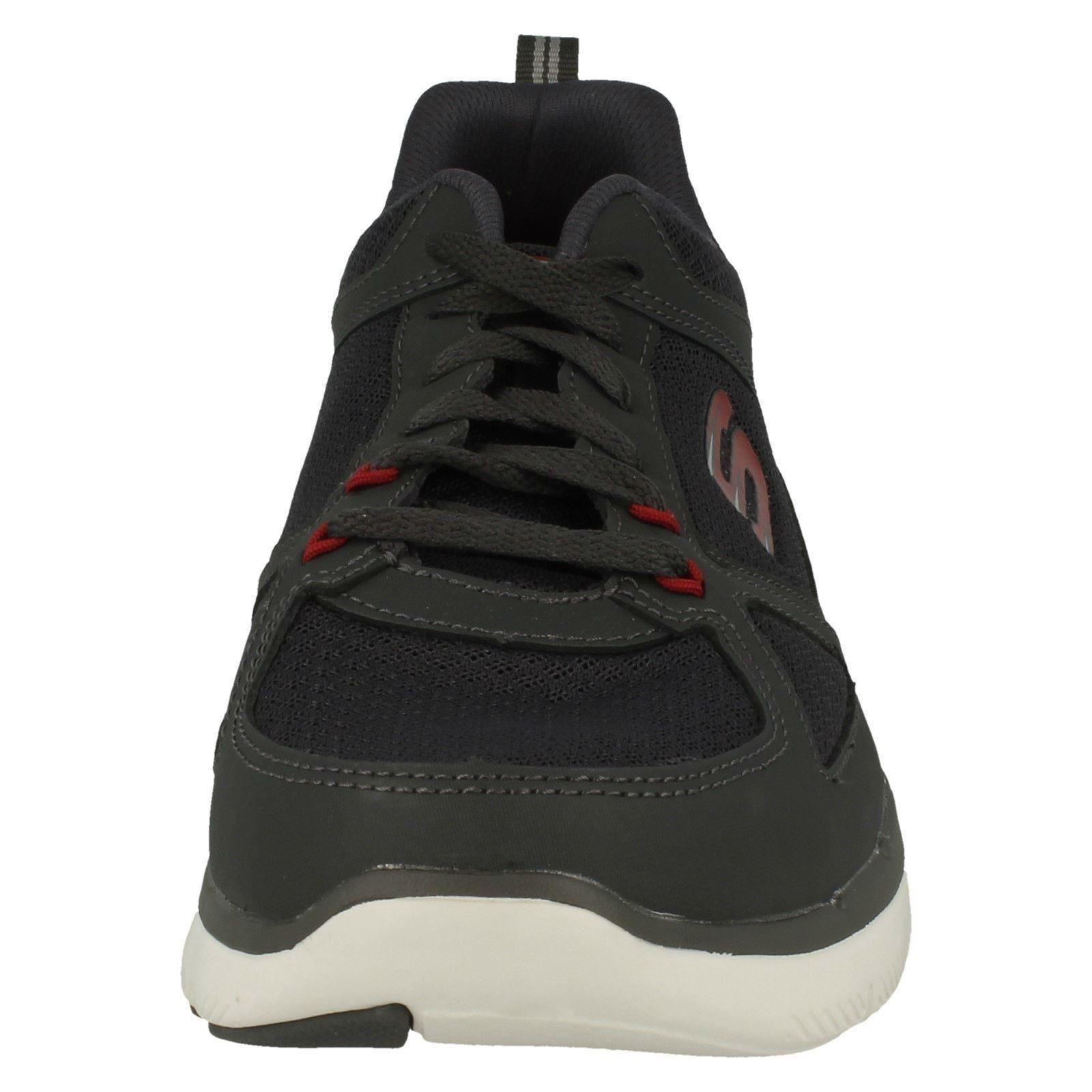 'Mens Casual Skechers' Casual 'Mens Trainers - Lindman 52189 927d33