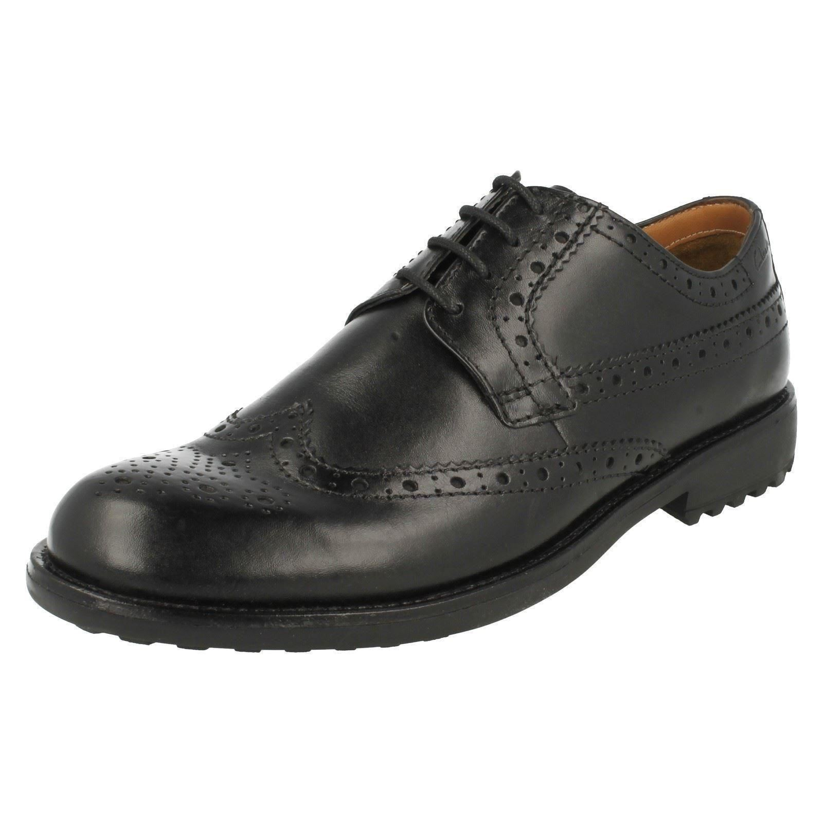 Uomo Brogues Clarks Smart Extra Light Brogues Uomo 'Glenmore Limit' 593b47