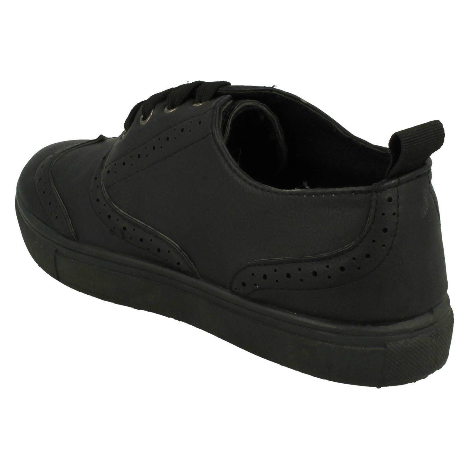 Zapatos señoras de punto en Casual Brogue