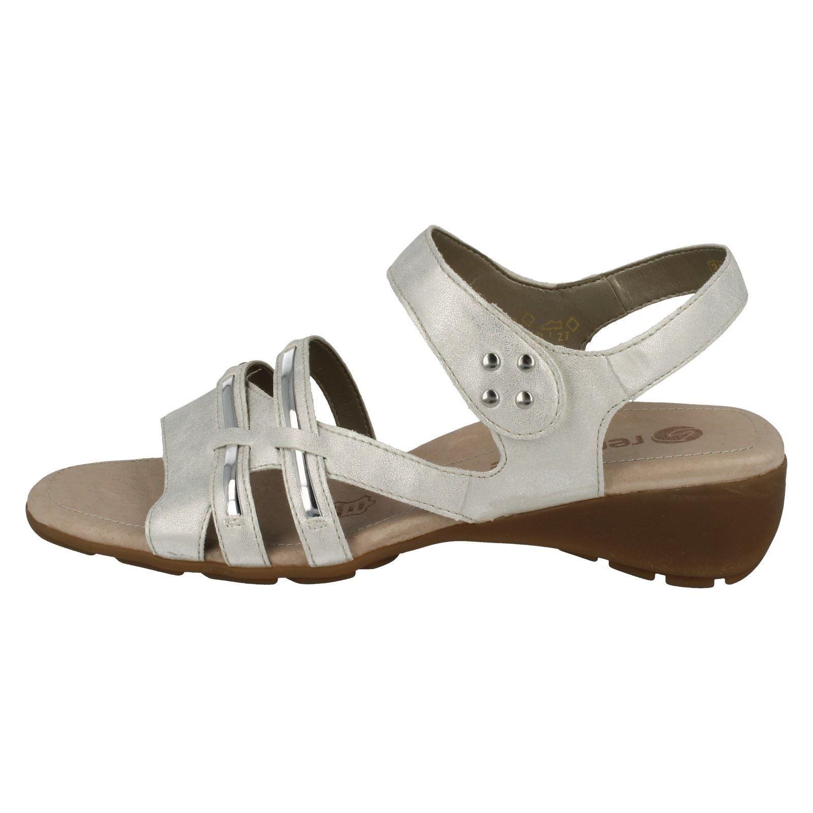Último gran descuento Ladies Remonte Fashion Sandals 'R5245'