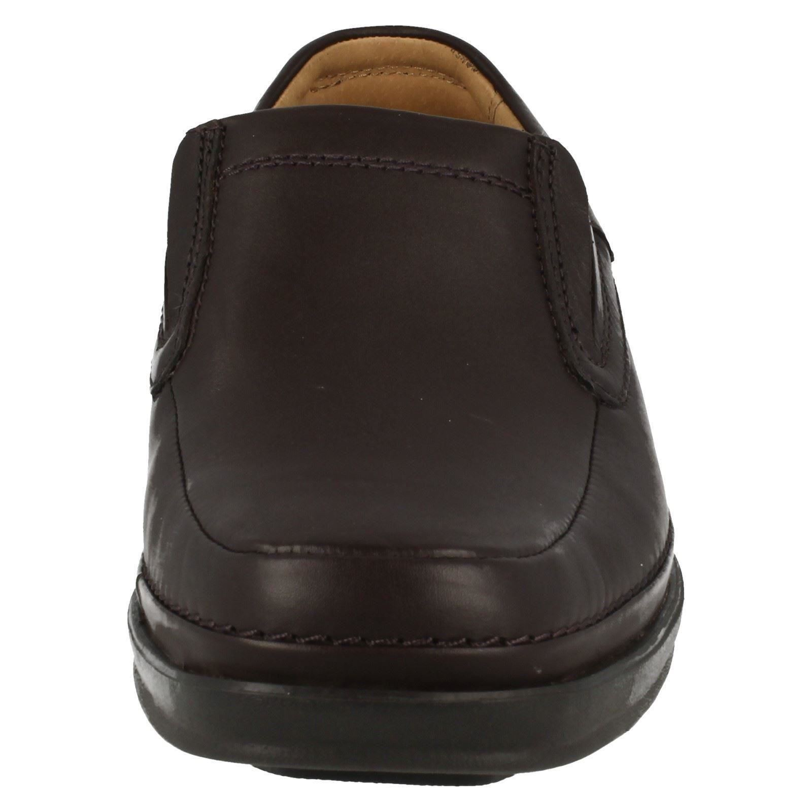 Mens Clarks Extra Wide Slip On Shoes Scopic Step
