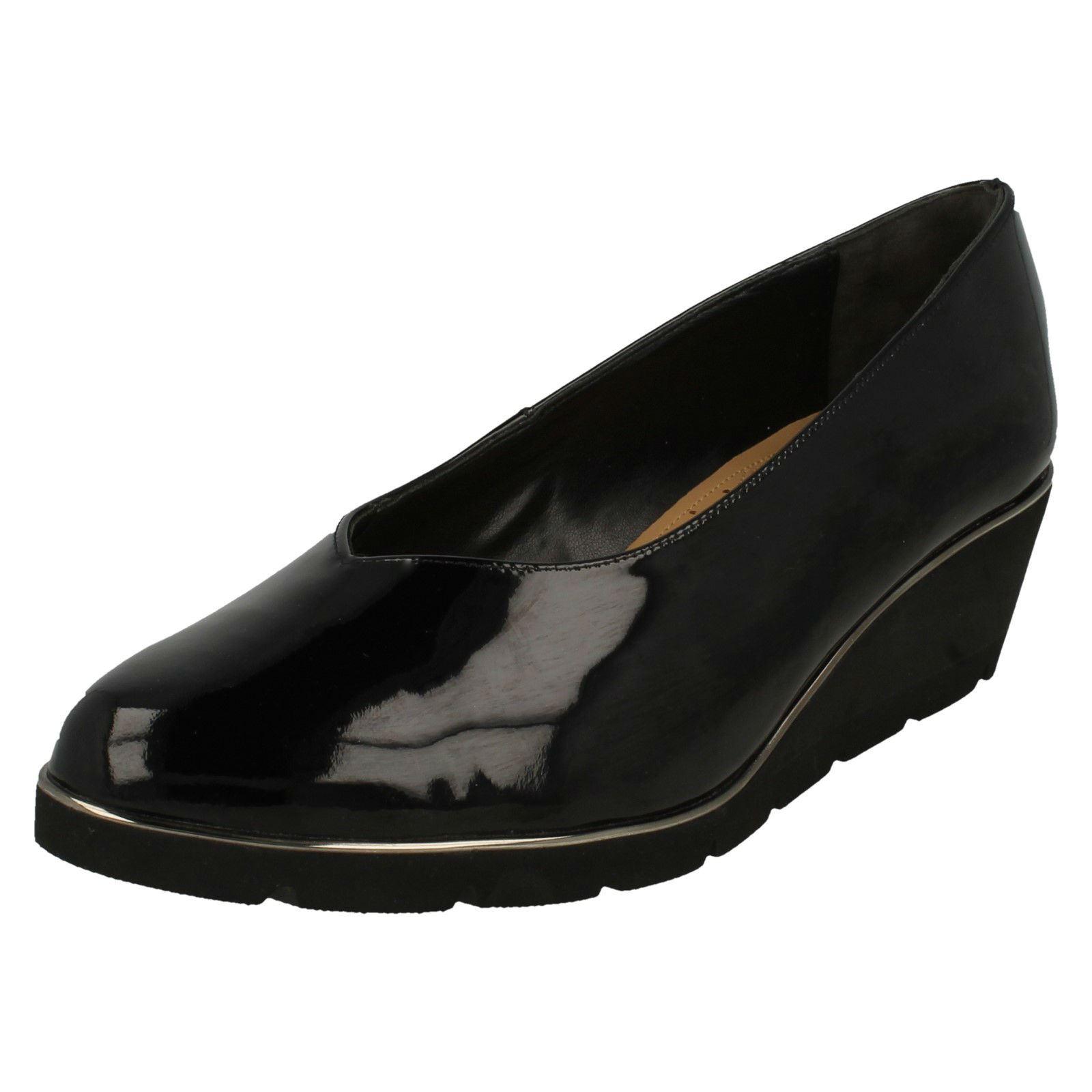 Van Dal Ladies Elegant Lightweight Wedge Shoes Ariah | eBay