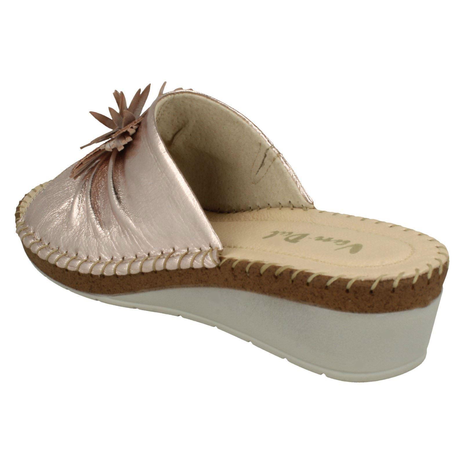 Ladies-Van-Dal-Wedge-Heel-Mule-Sandals-039-Banks-039 thumbnail 10