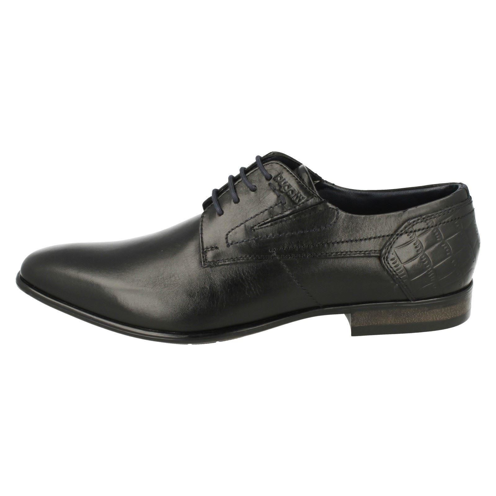Mens Bugatti Lace Up Up Up Formal Shoes 311-18801 27c902