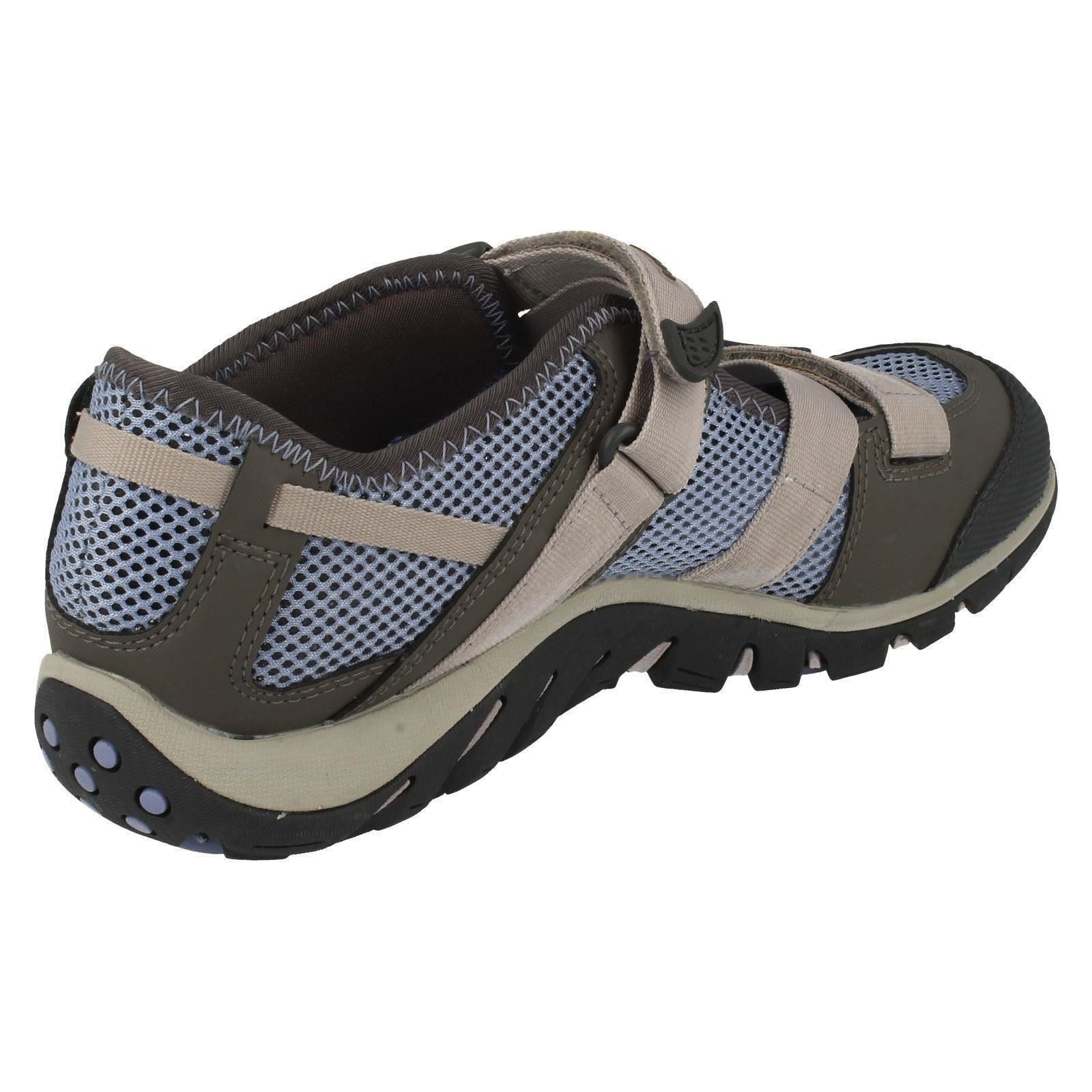 Ladies-Merrell-Buckle-Fastened-Casual-Shoes-Waterpro-Crystal-J82284 thumbnail 6