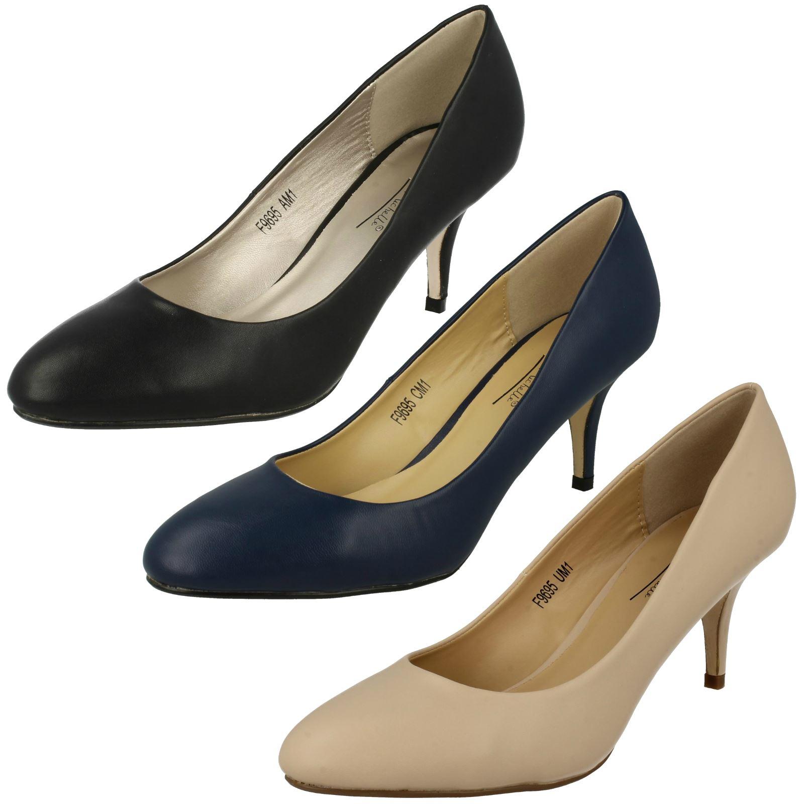 mujer Zapatos tacón medio Anne Michelle