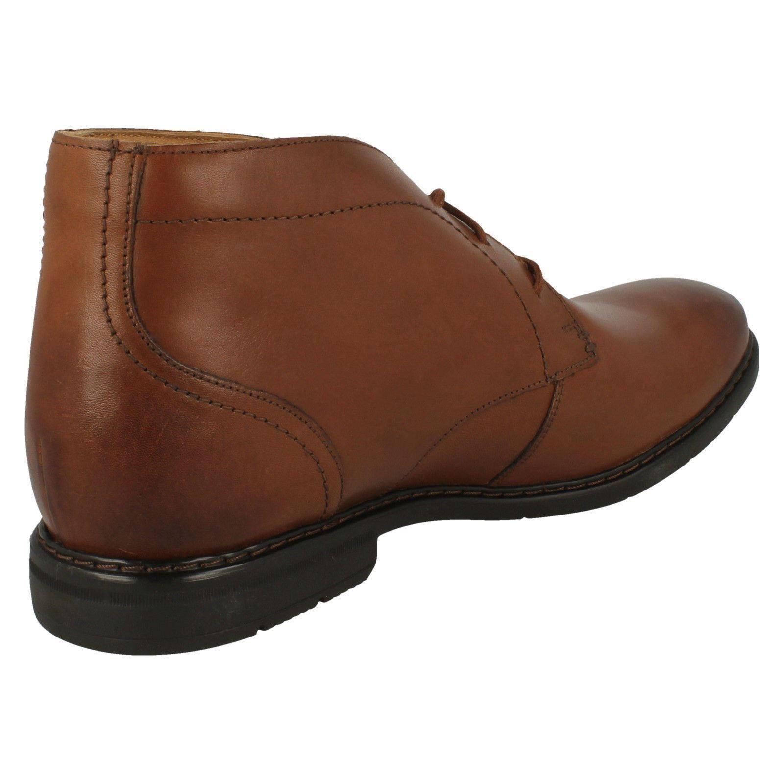 Herren Clarks Smart Mid Lace Up Stiefel Banbury Mid Smart 0356f2