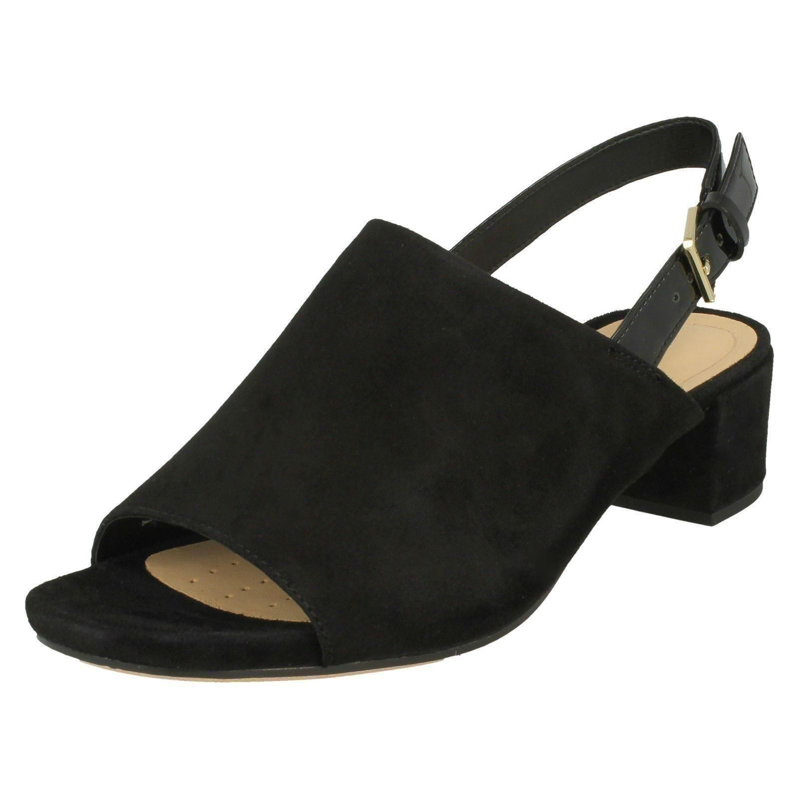 69ef5959e569 Women s Clarks Orabella Ivy Sandals in Black UK 4   EU 37. About this  product. Picture 1 of 10  Picture 2 of 10 ...