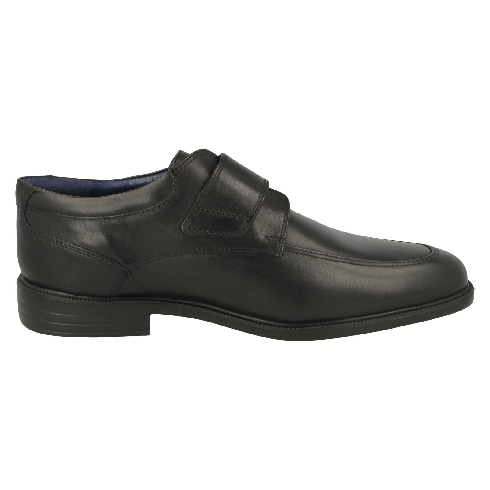 Mens Padders Formal Hook & Loop Fastening Shoes Brent