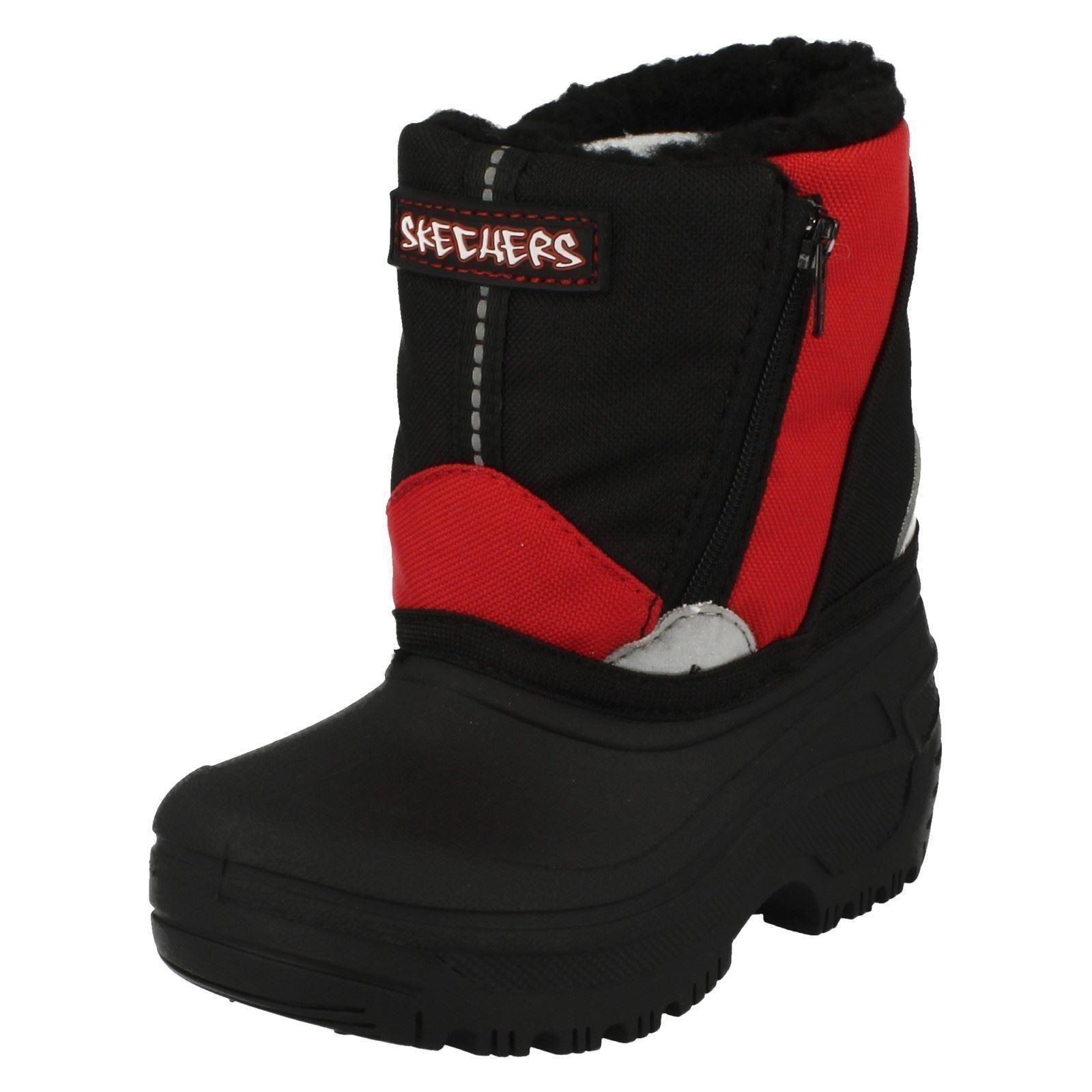 Boys Skechers Mor-Tex Water Resistant