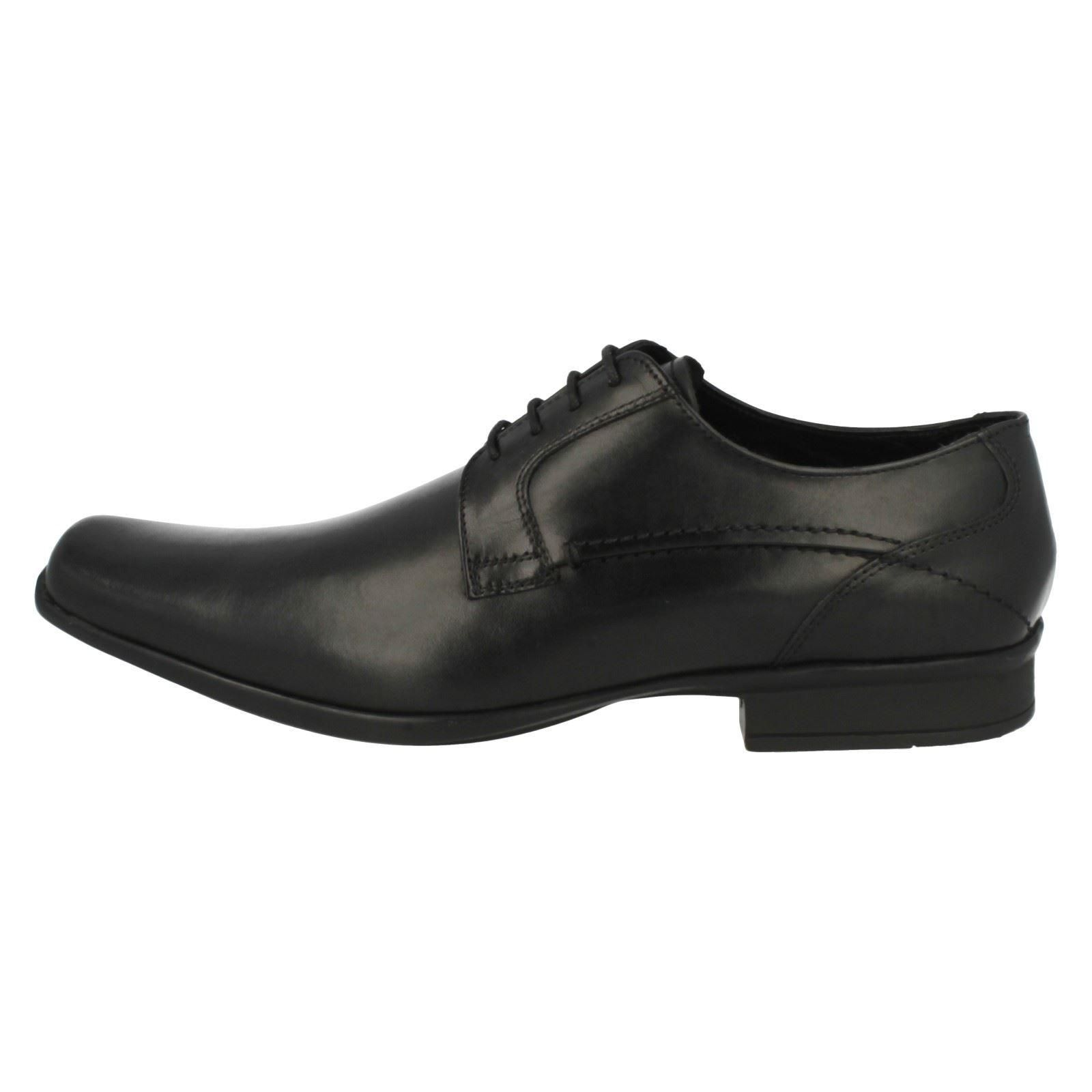 Mens-Clarks-Formal-Lace-Up-Shoes-Ascar-Walk thumbnail 3