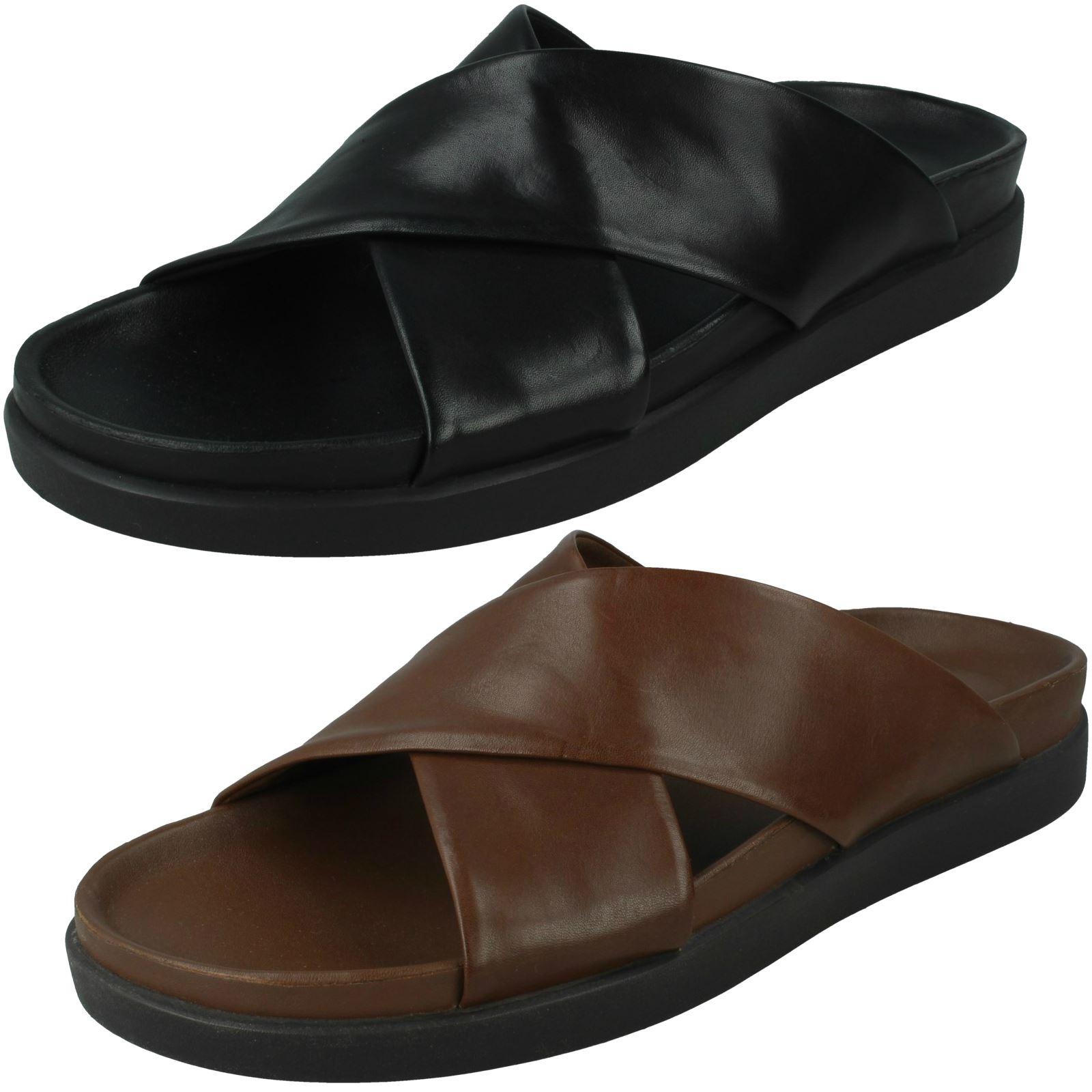 Clarks Herren Sunder Cross/_Geschlossene Sandalenn
