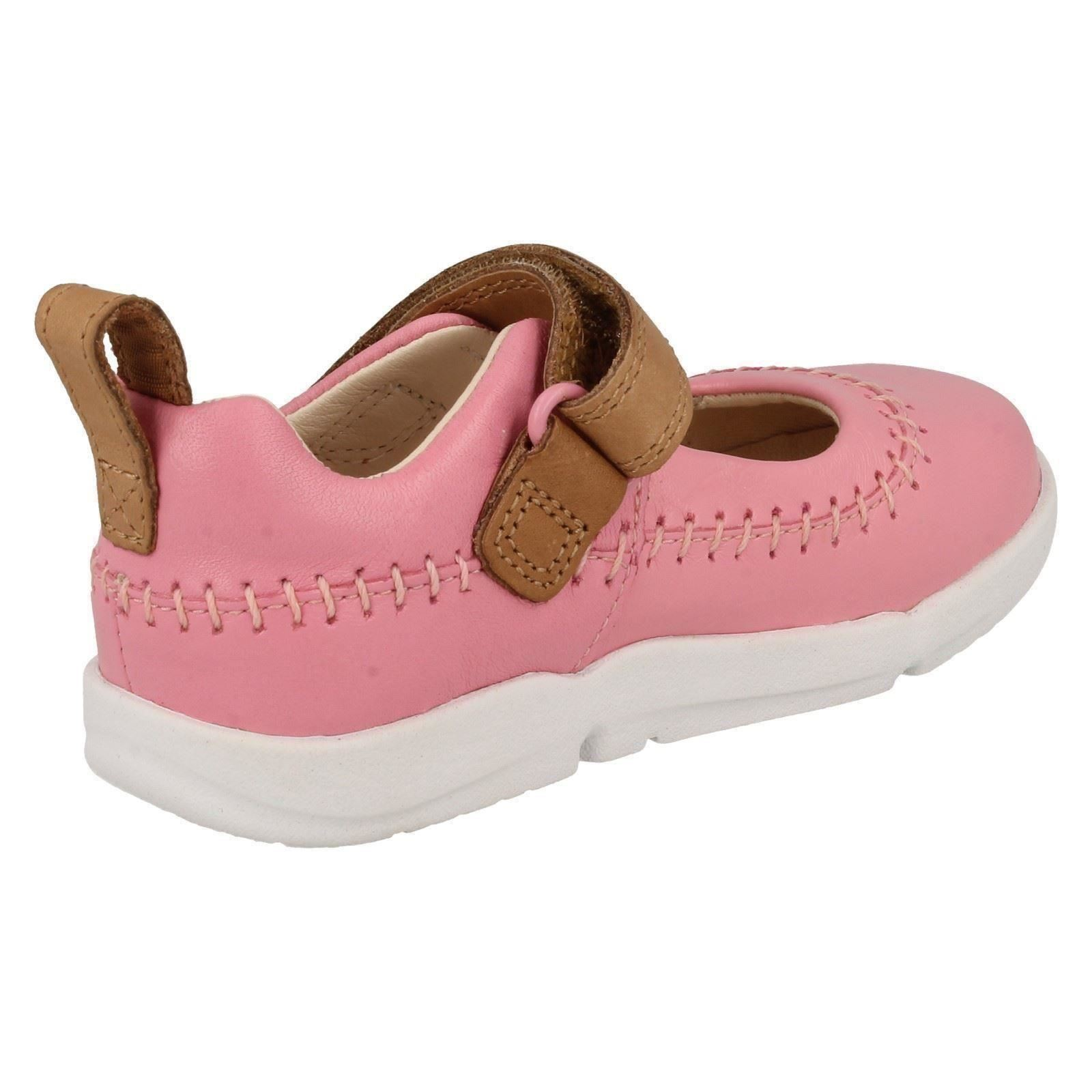 Infant Girls Clarks First Walking Shoes Tri Atlas