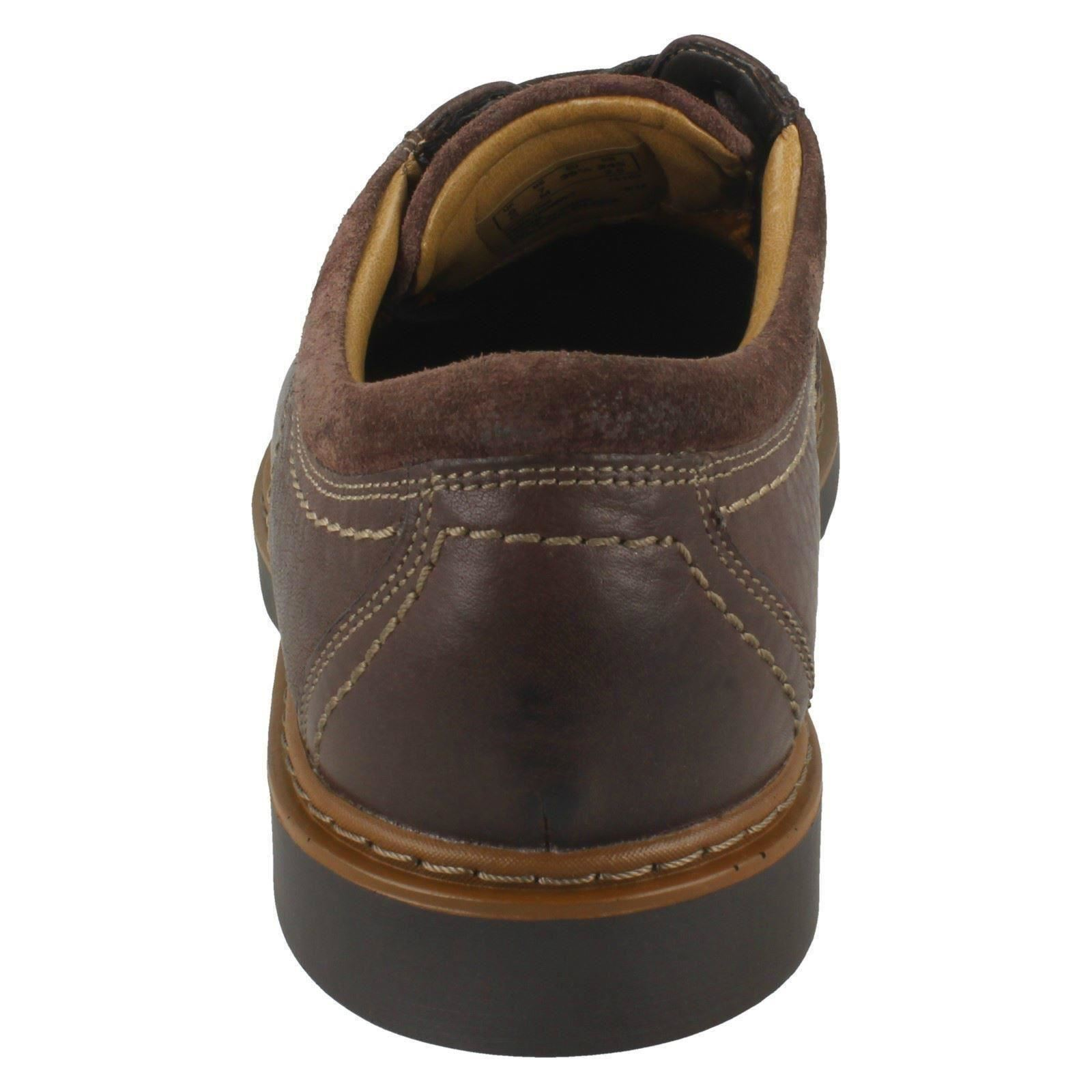 Mens Unstructurot By Clarks Lace Up Casual Casual Casual schuhe - Un Geo Lo   1ad9ea