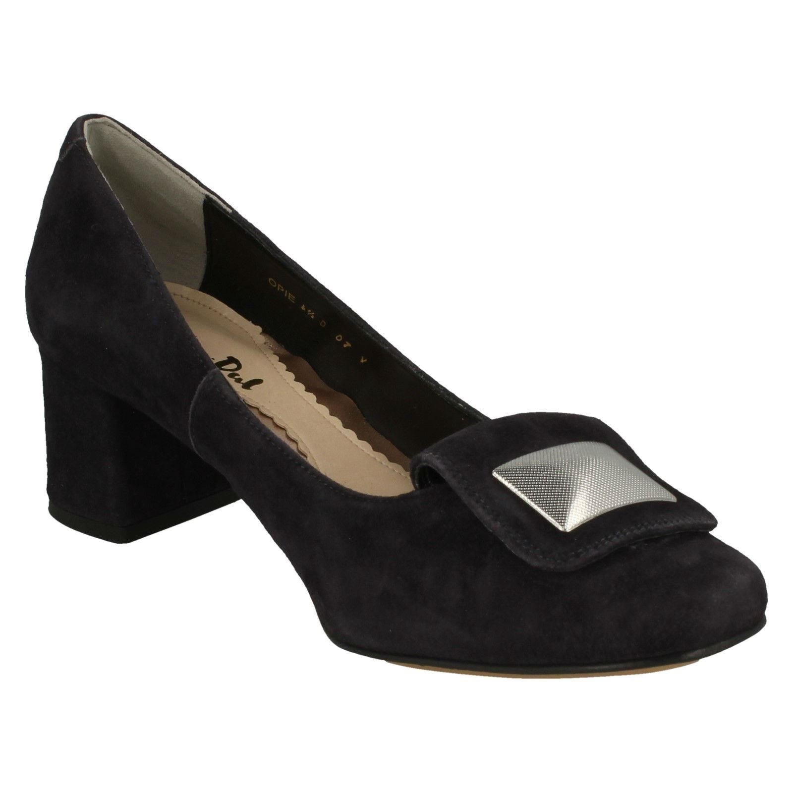 Zapatos negros formales Van Dal para mujer jqLs3gWVba