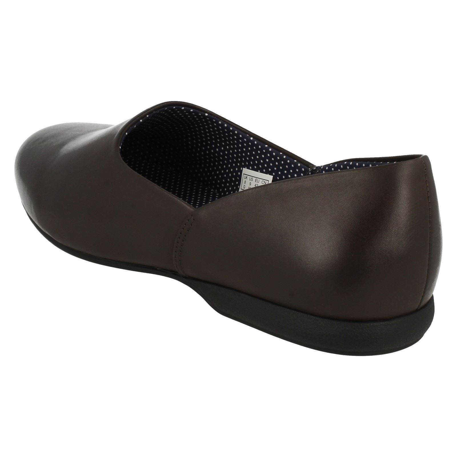 Mens Clarks Smart Everyday House Slippers Harston Lounge